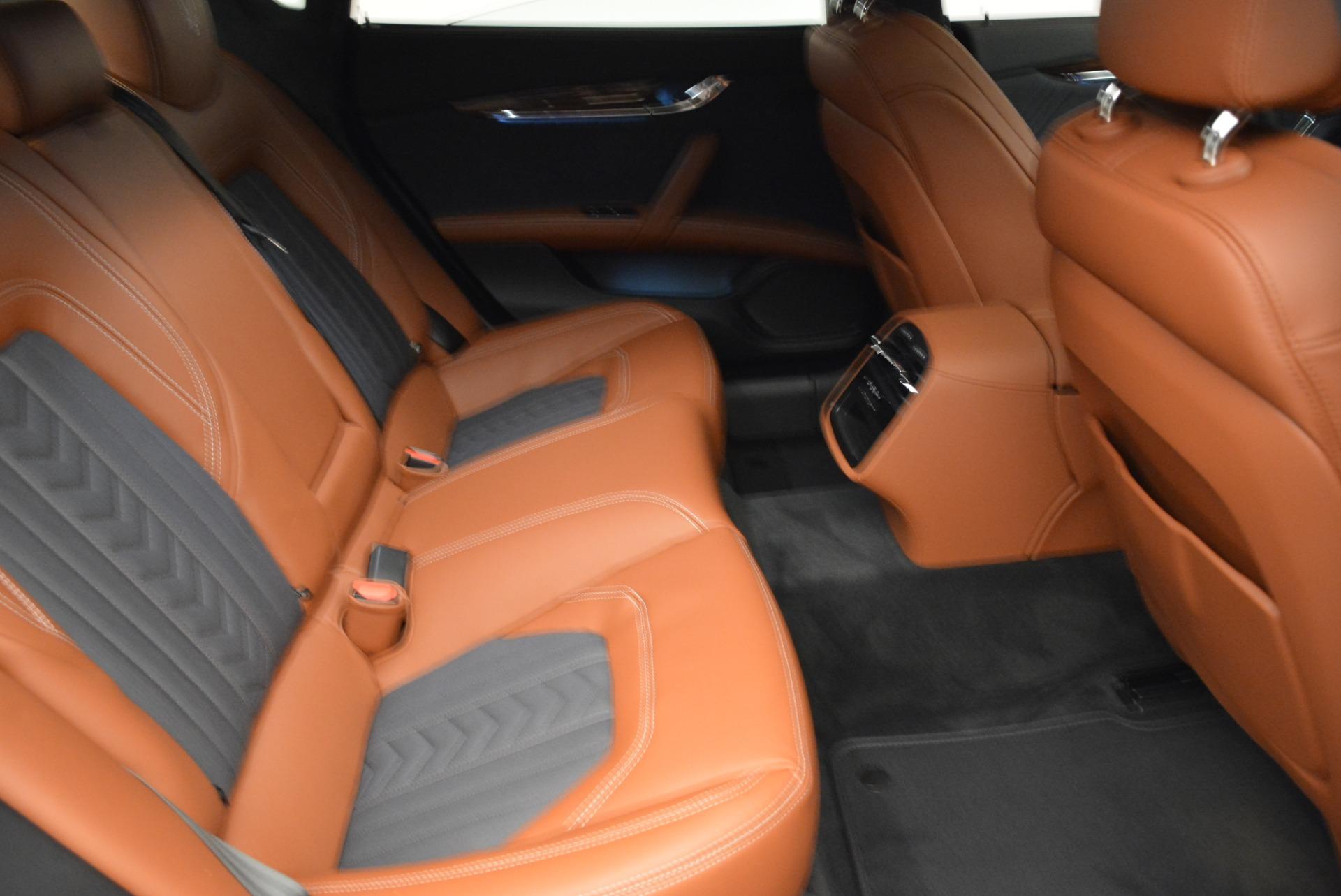 New 2018 Maserati Quattroporte S Q4 GranLusso For Sale In Greenwich, CT. Alfa Romeo of Greenwich, M1978 1816_p24