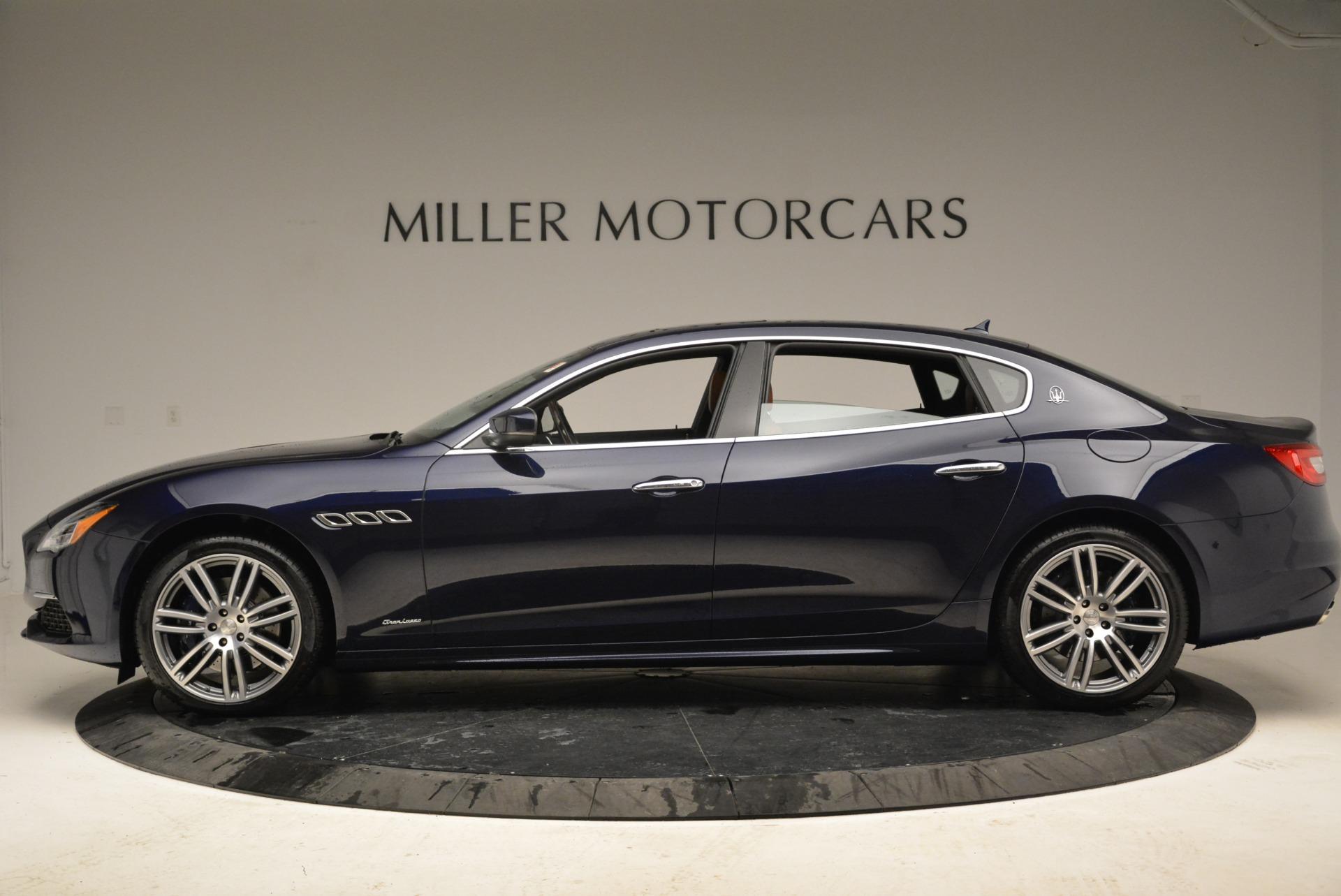 New 2018 Maserati Quattroporte S Q4 GranLusso For Sale In Greenwich, CT. Alfa Romeo of Greenwich, M1978 1816_p3