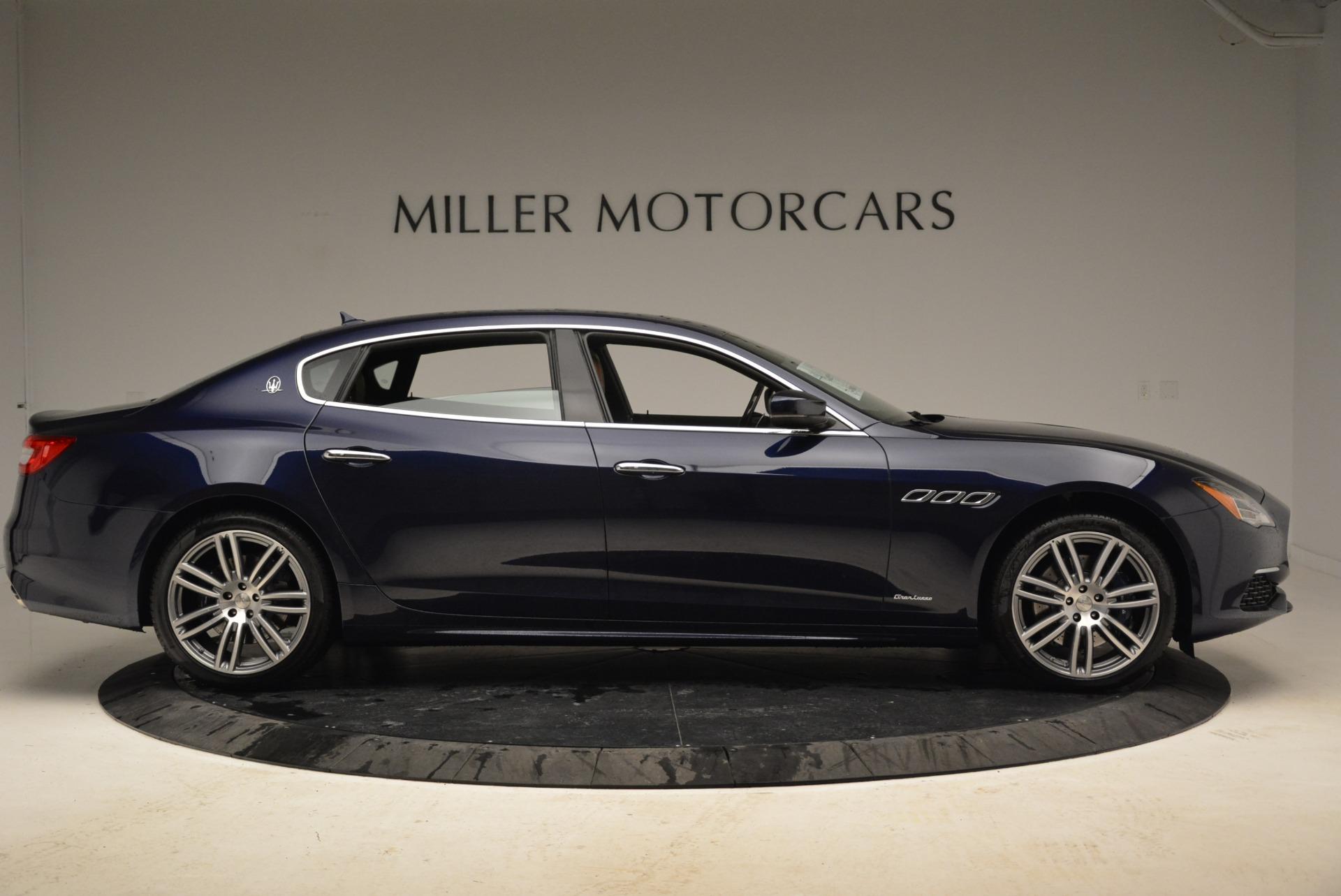 New 2018 Maserati Quattroporte S Q4 GranLusso For Sale In Greenwich, CT. Alfa Romeo of Greenwich, M1978 1816_p9
