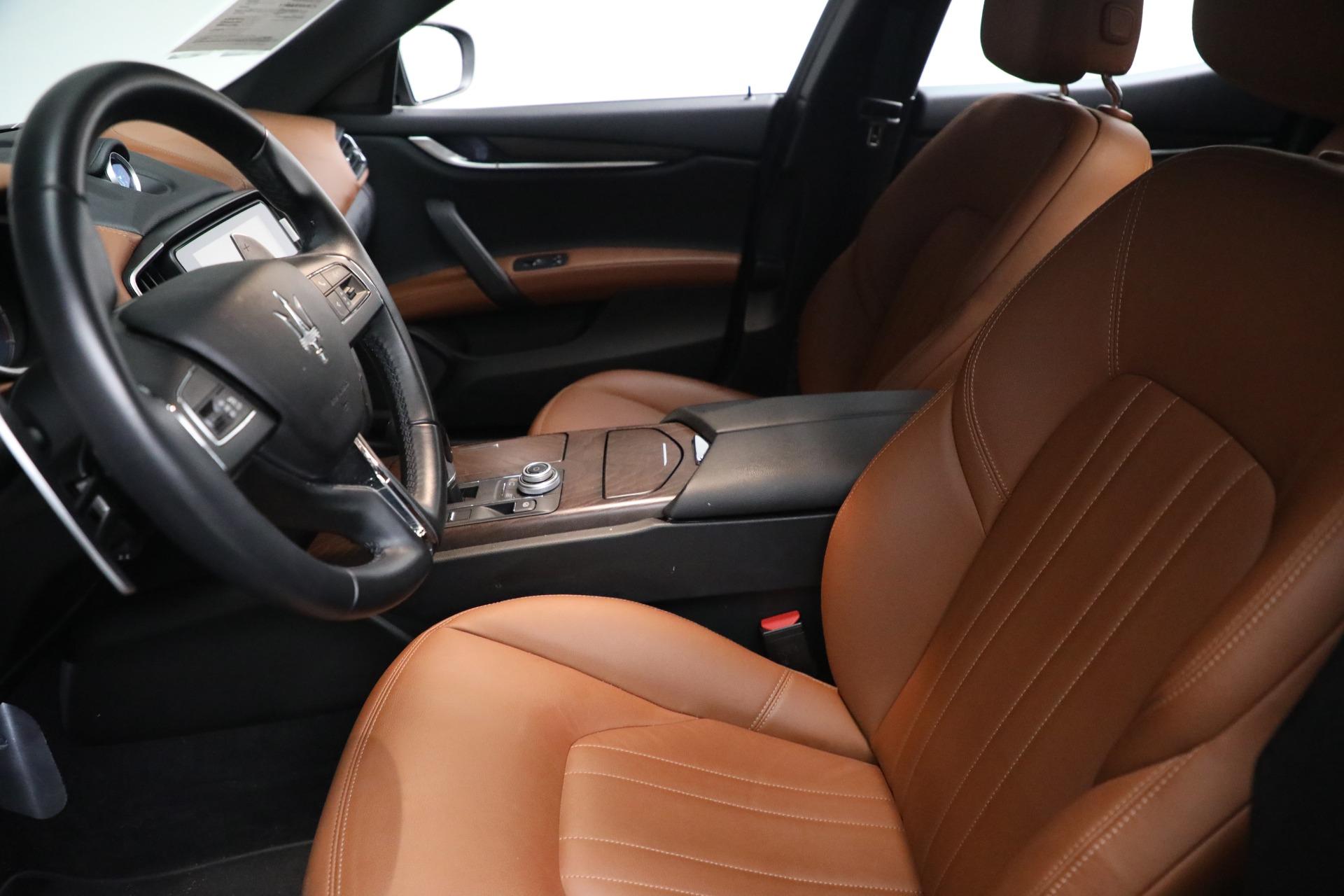 New 2018 Maserati Ghibli S Q4 For Sale In Greenwich, CT. Alfa Romeo of Greenwich, M1981 1819_p10