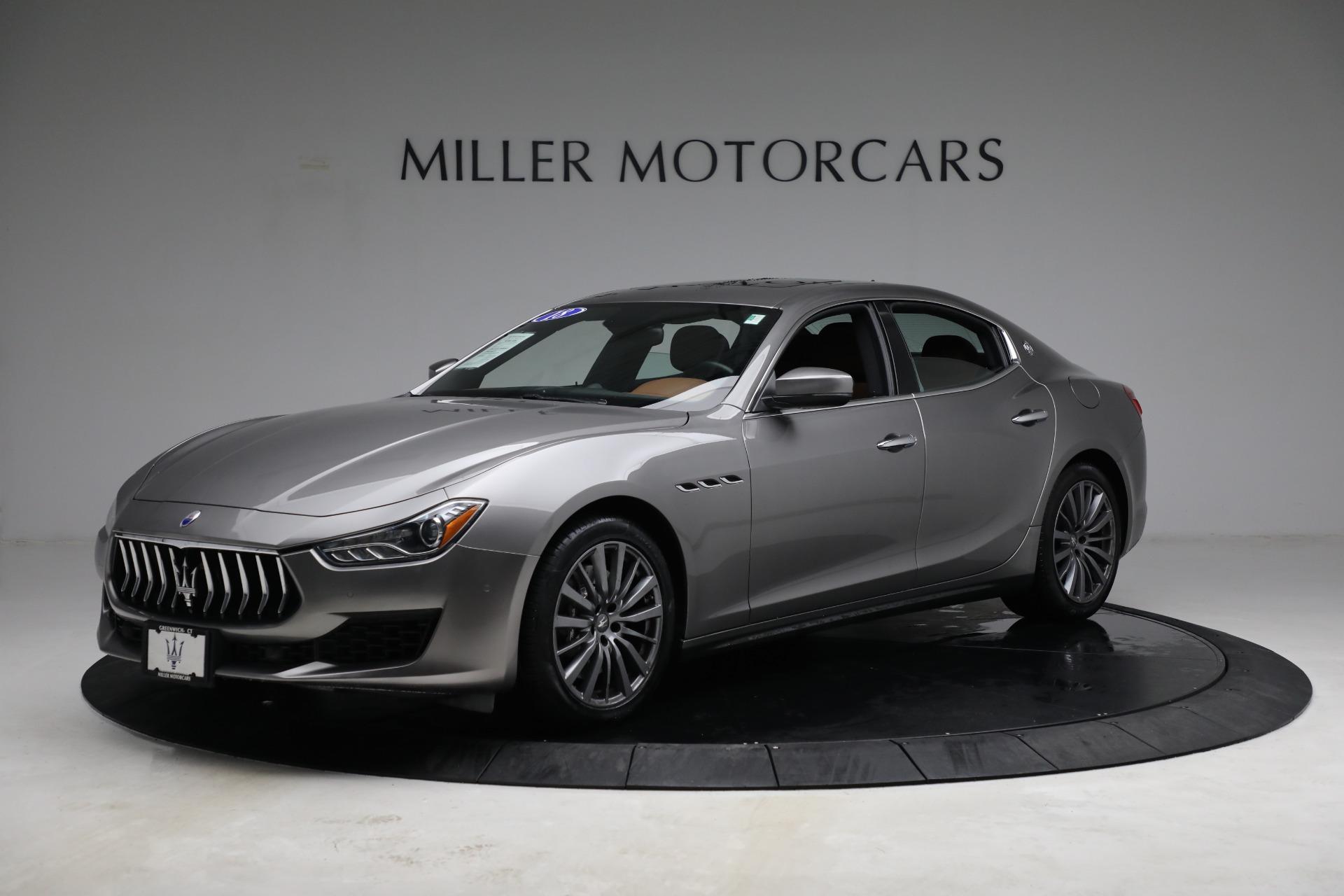 New 2018 Maserati Ghibli S Q4 For Sale In Greenwich, CT. Alfa Romeo of Greenwich, M1981 1819_p2