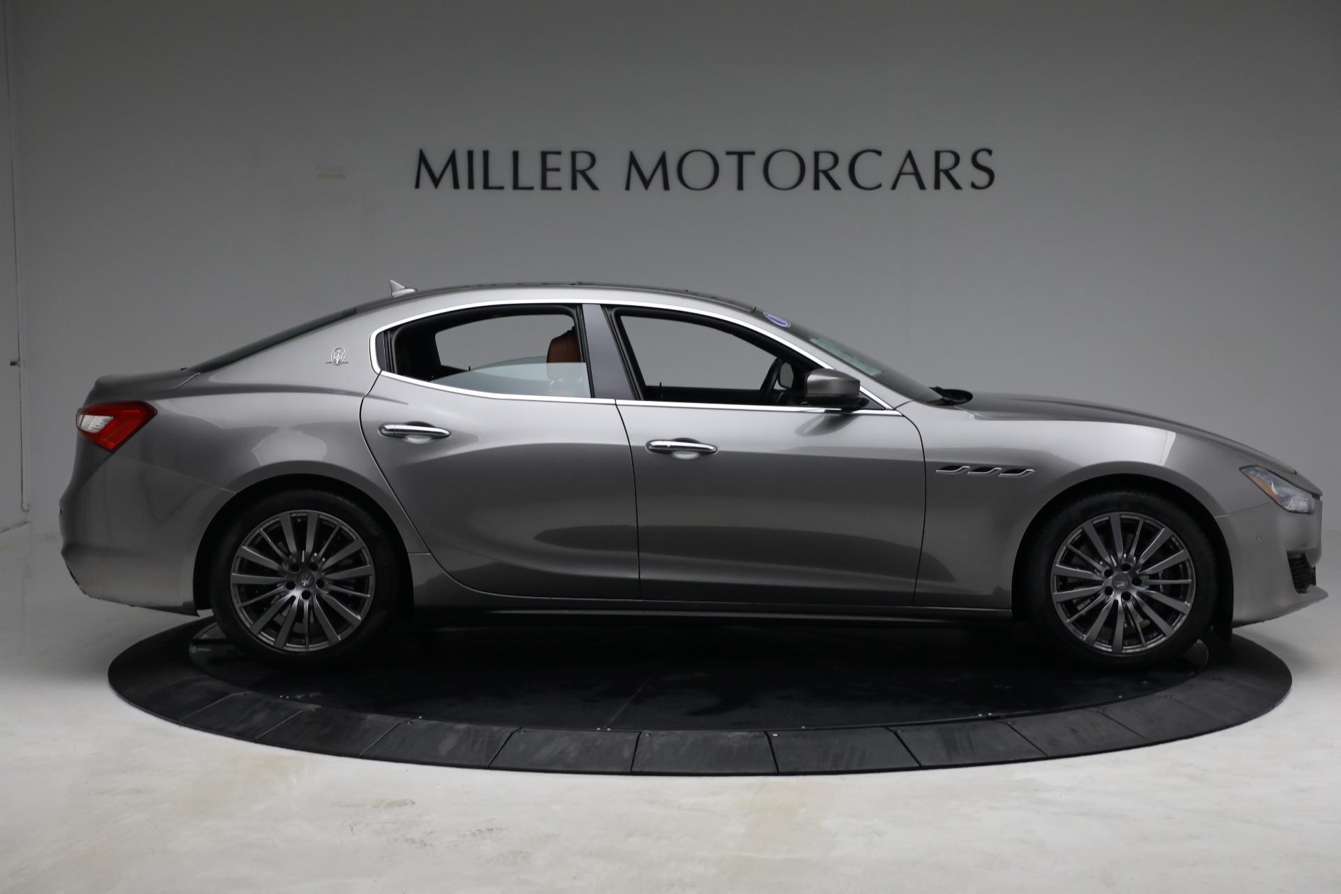New 2018 Maserati Ghibli S Q4 For Sale In Greenwich, CT. Alfa Romeo of Greenwich, M1981 1819_p6
