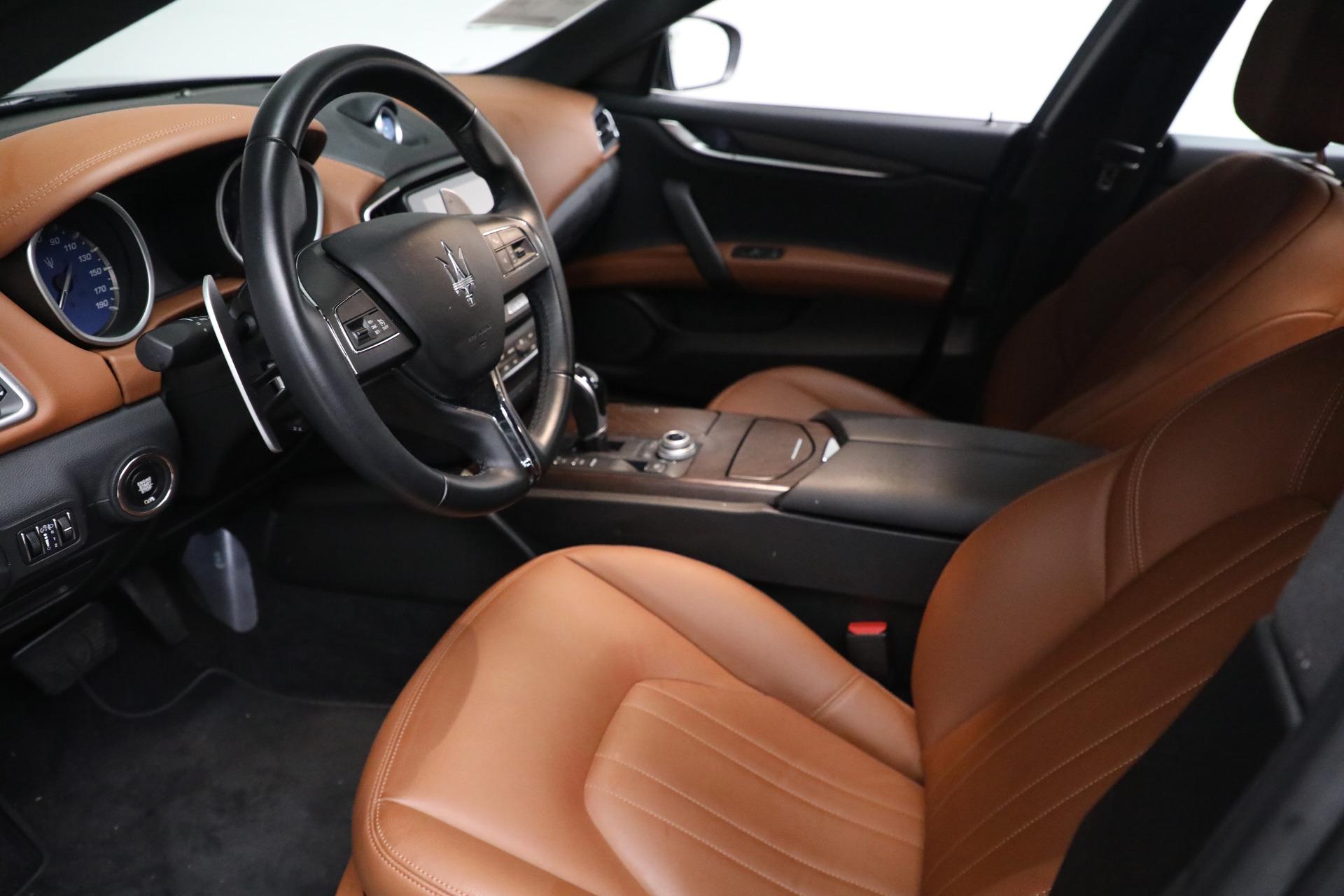 New 2018 Maserati Ghibli S Q4 For Sale In Greenwich, CT. Alfa Romeo of Greenwich, M1981 1819_p9