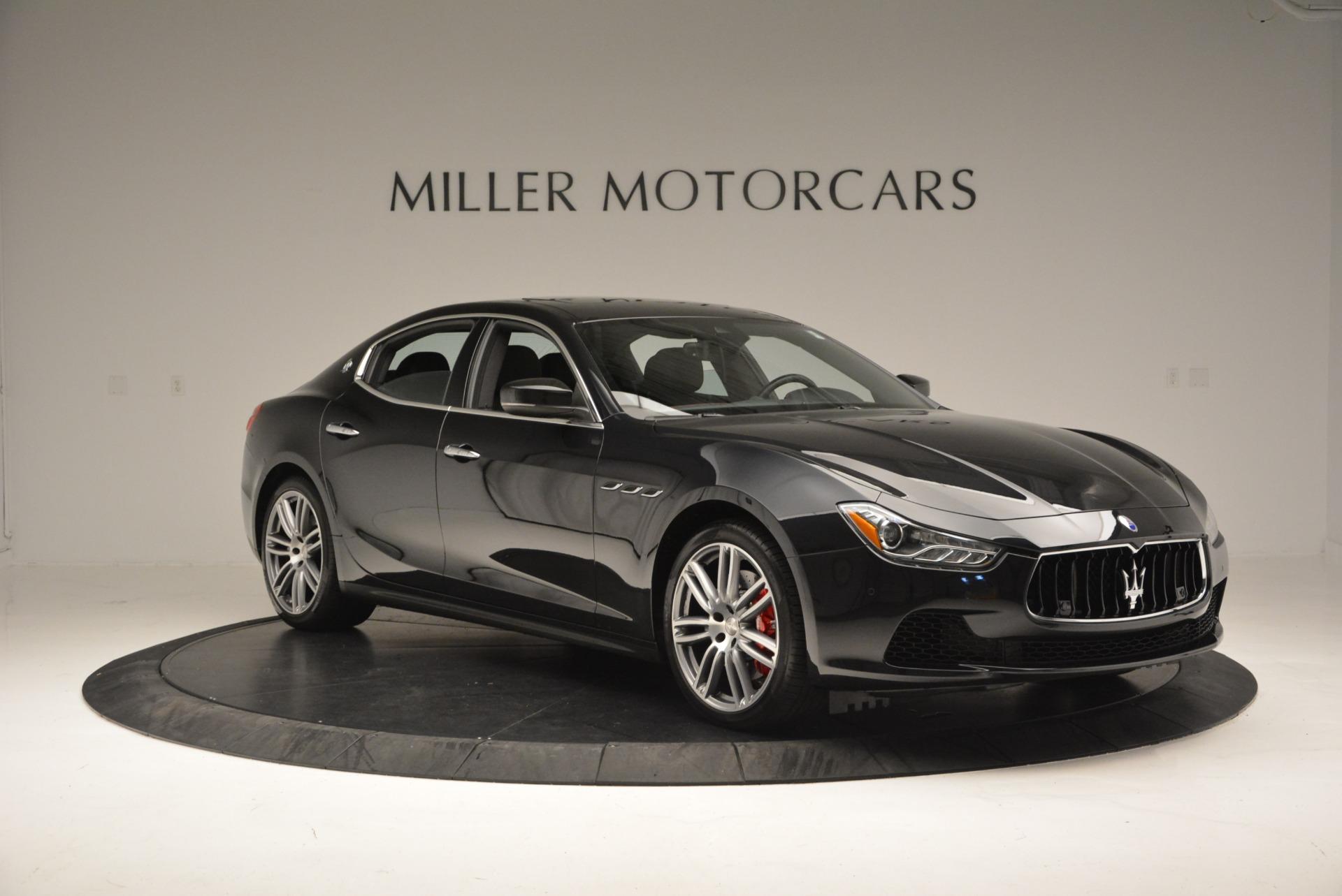 New 2018 Maserati Ghibli S Q4 For Sale In Greenwich, CT. Alfa Romeo of Greenwich, M1982 1820_p11