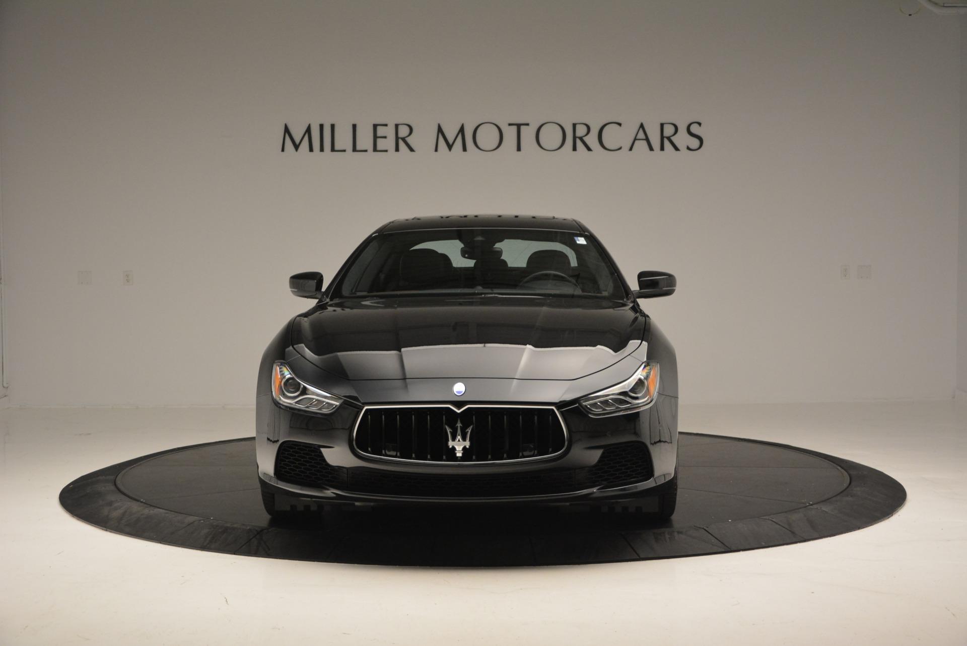 New 2018 Maserati Ghibli S Q4 For Sale In Greenwich, CT. Alfa Romeo of Greenwich, M1982 1820_p12