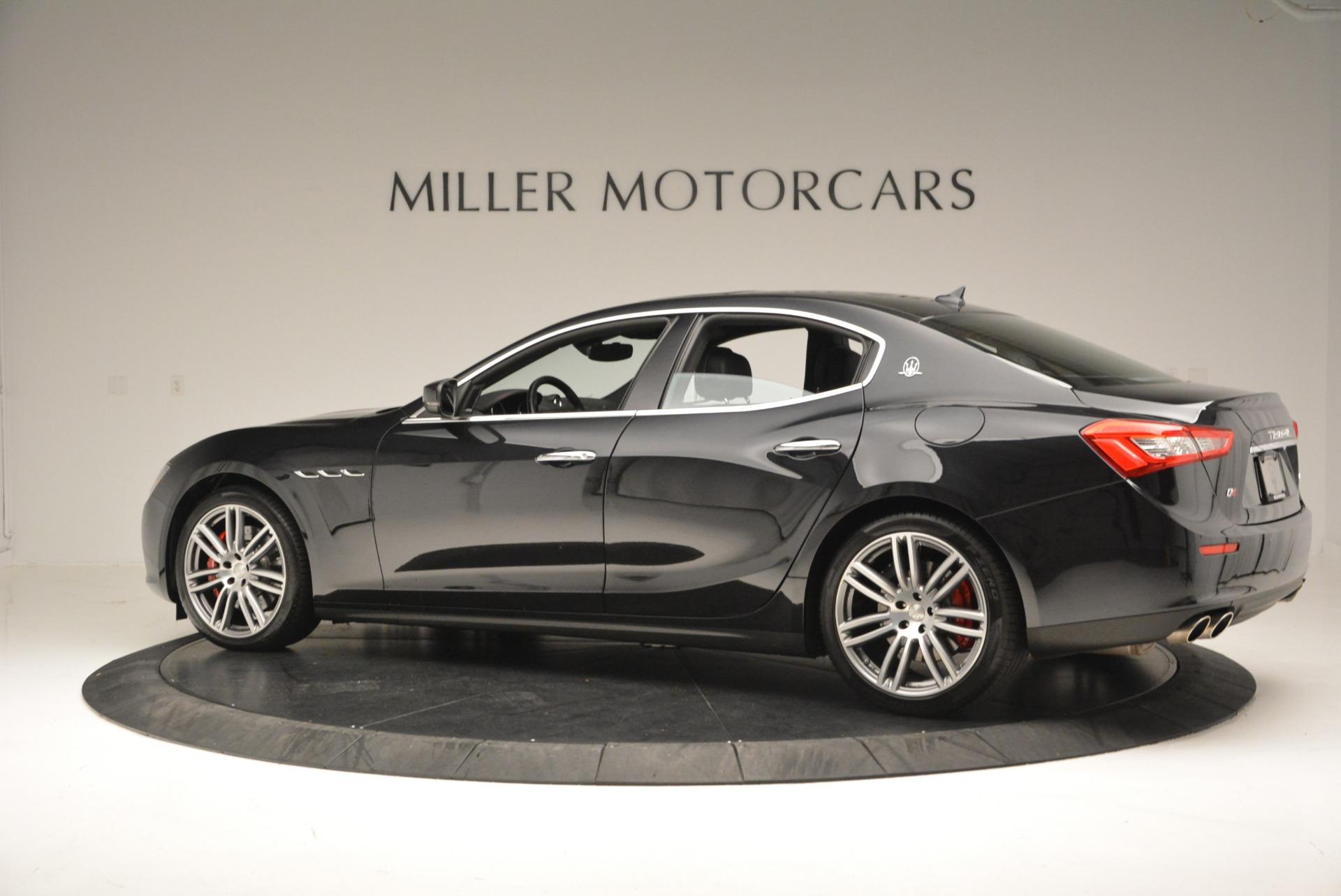 New 2018 Maserati Ghibli S Q4 For Sale In Greenwich, CT. Alfa Romeo of Greenwich, M1982 1820_p4