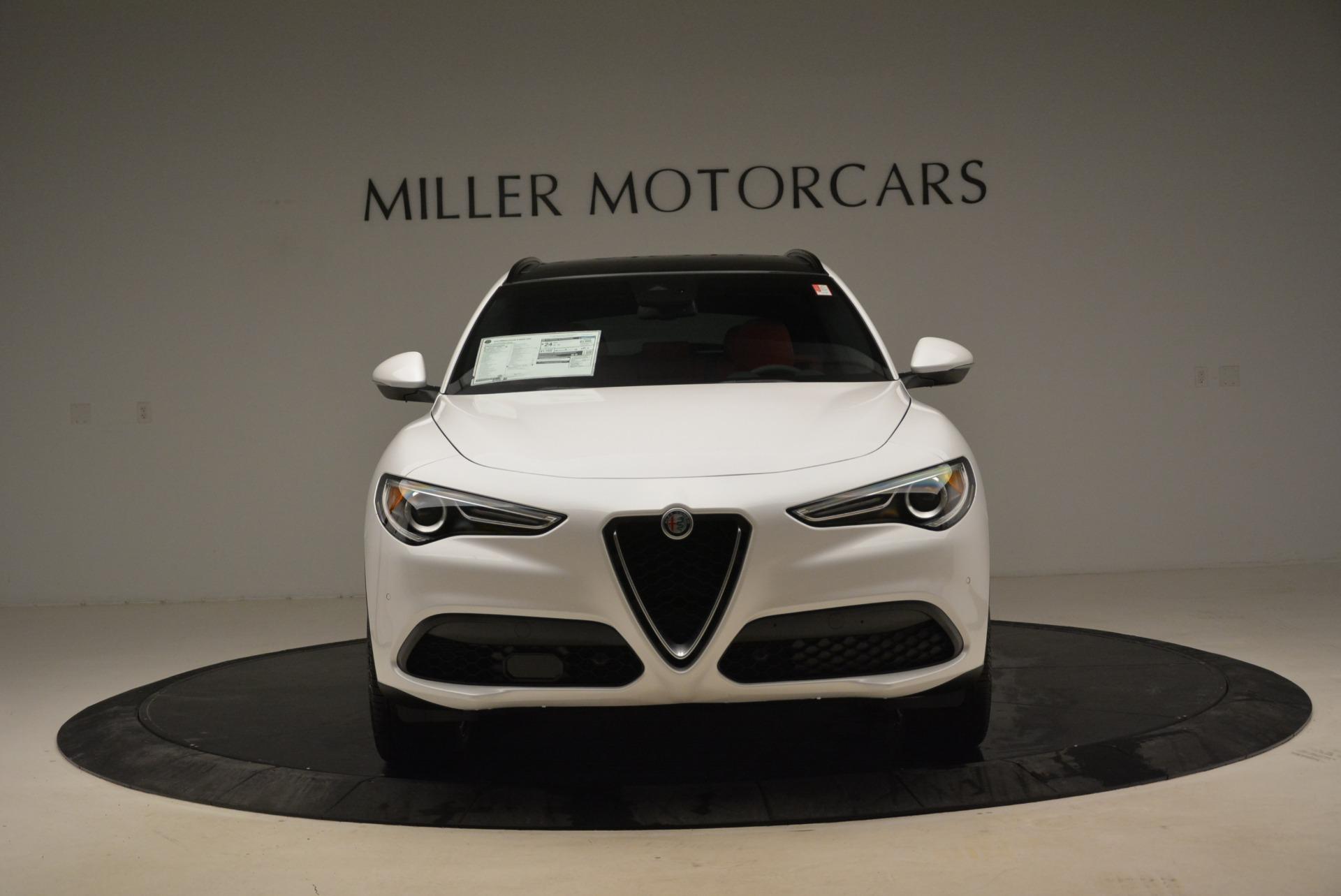 New 2018 Alfa Romeo Stelvio Ti Sport Q4 For Sale In Greenwich, CT. Alfa Romeo of Greenwich, L310 1821_p10