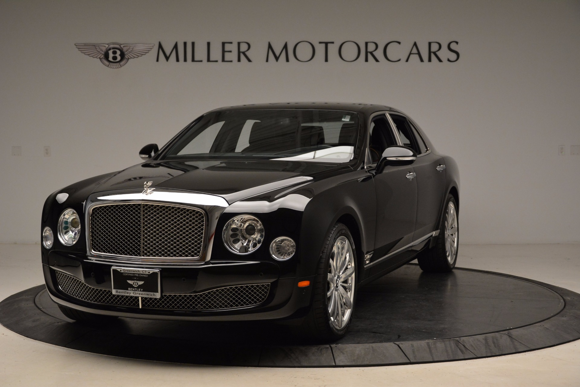 Used 2016 Bentley Mulsanne  For Sale In Greenwich, CT. Alfa Romeo of Greenwich, A1234A 1826_main