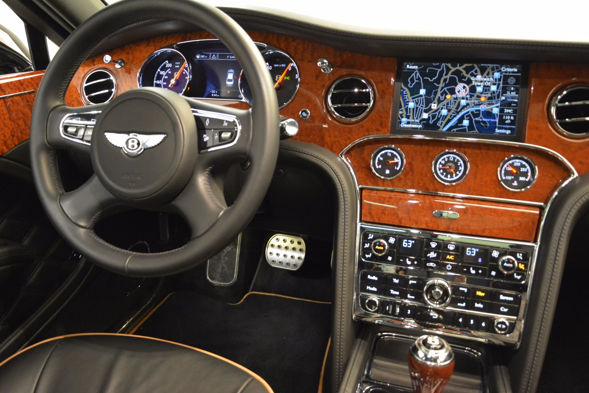 Used 2016 Bentley Mulsanne  For Sale In Greenwich, CT. Alfa Romeo of Greenwich, A1234A 1826_p46