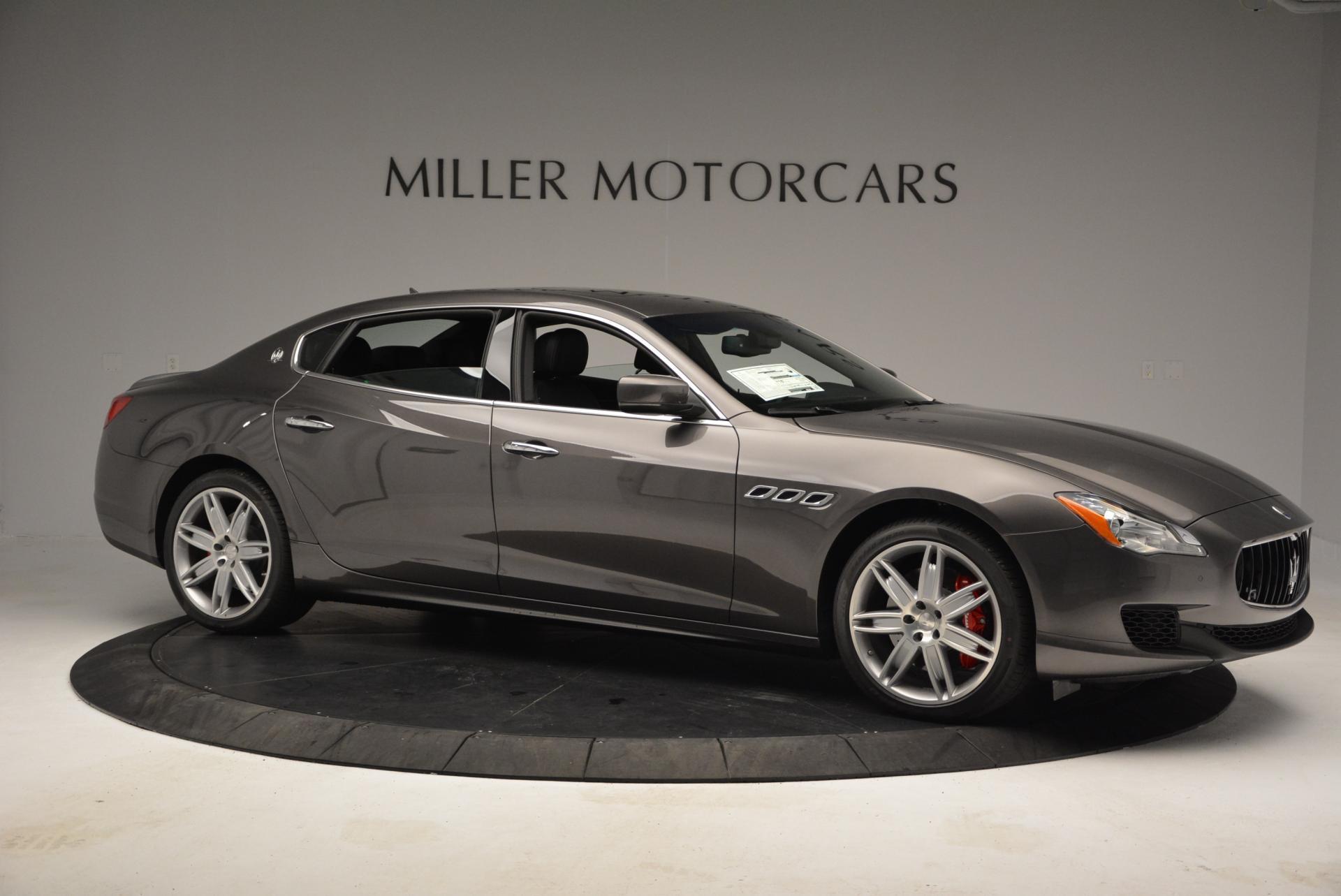 New 2016 Maserati Quattroporte S Q4 For Sale In Greenwich, CT. Alfa Romeo of Greenwich, M1627 183_p11