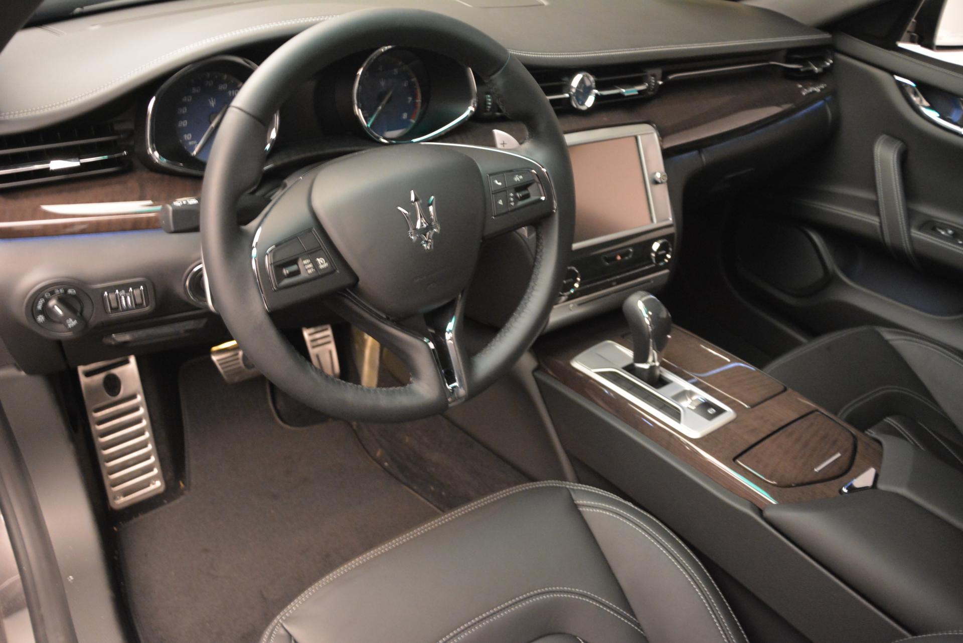New 2016 Maserati Quattroporte S Q4 For Sale In Greenwich, CT. Alfa Romeo of Greenwich, M1627 183_p14