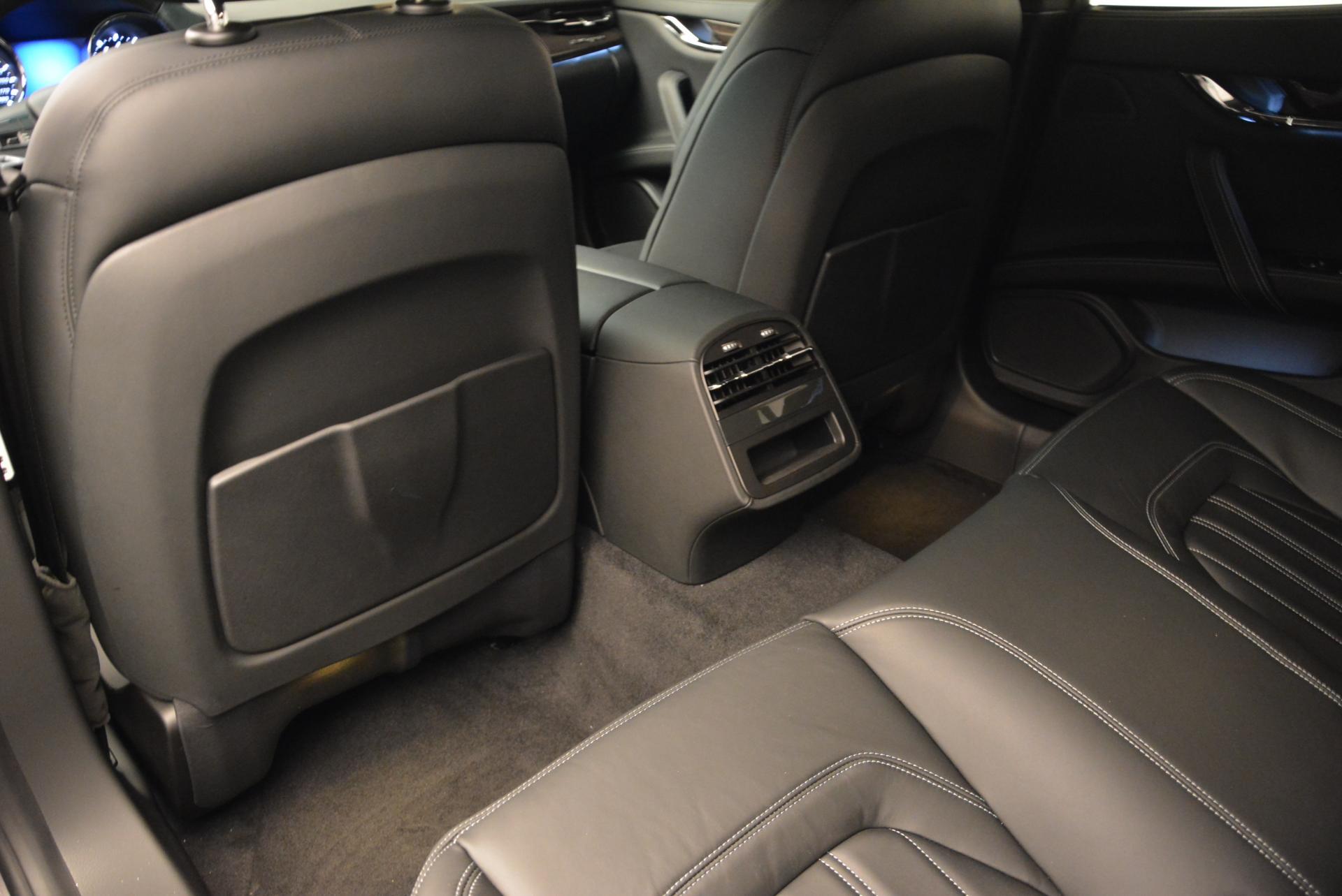 New 2016 Maserati Quattroporte S Q4 For Sale In Greenwich, CT. Alfa Romeo of Greenwich, M1627 183_p17