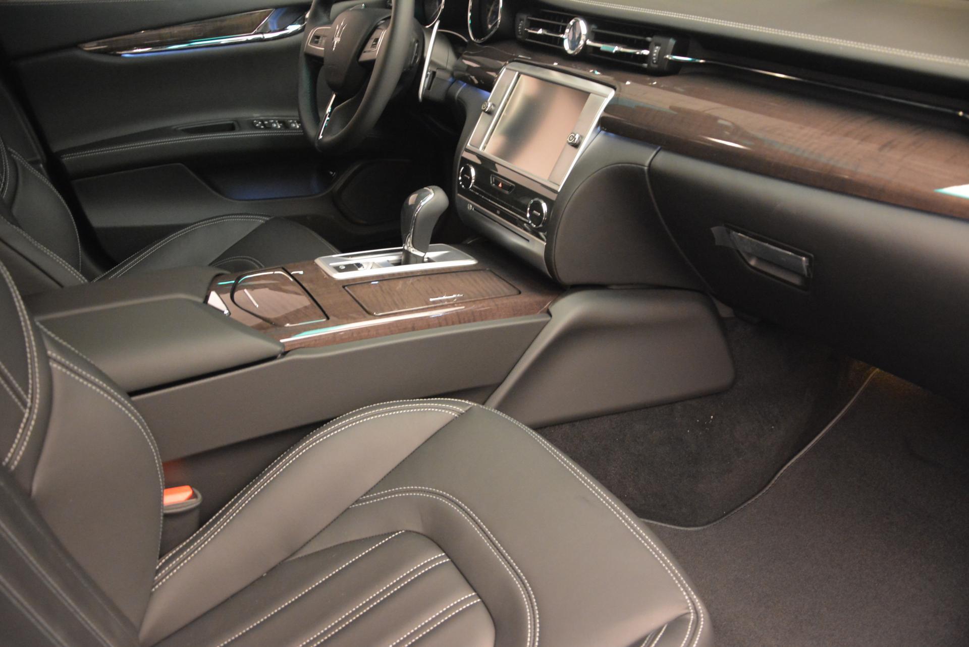 New 2016 Maserati Quattroporte S Q4 For Sale In Greenwich, CT. Alfa Romeo of Greenwich, M1627 183_p20