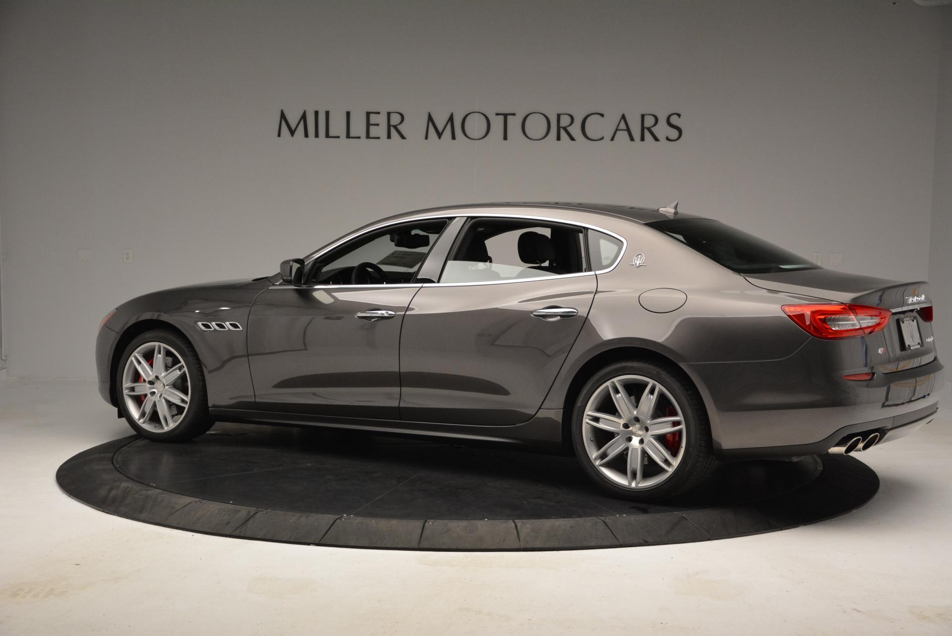 New 2016 Maserati Quattroporte S Q4 For Sale In Greenwich, CT. Alfa Romeo of Greenwich, M1627 183_p5
