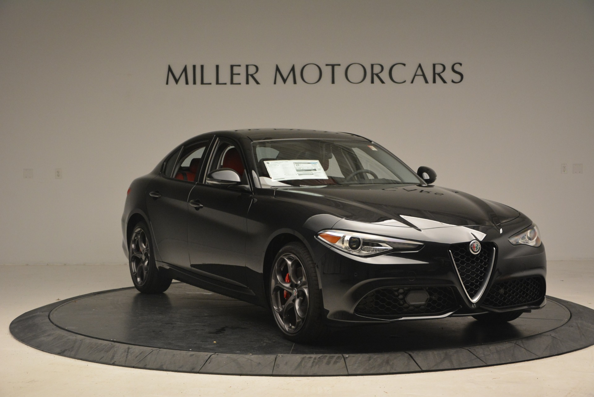 New 2018 Alfa Romeo Giulia Ti Sport Q4 For Sale In Greenwich, CT. Alfa Romeo of Greenwich, LW093 1830_p11