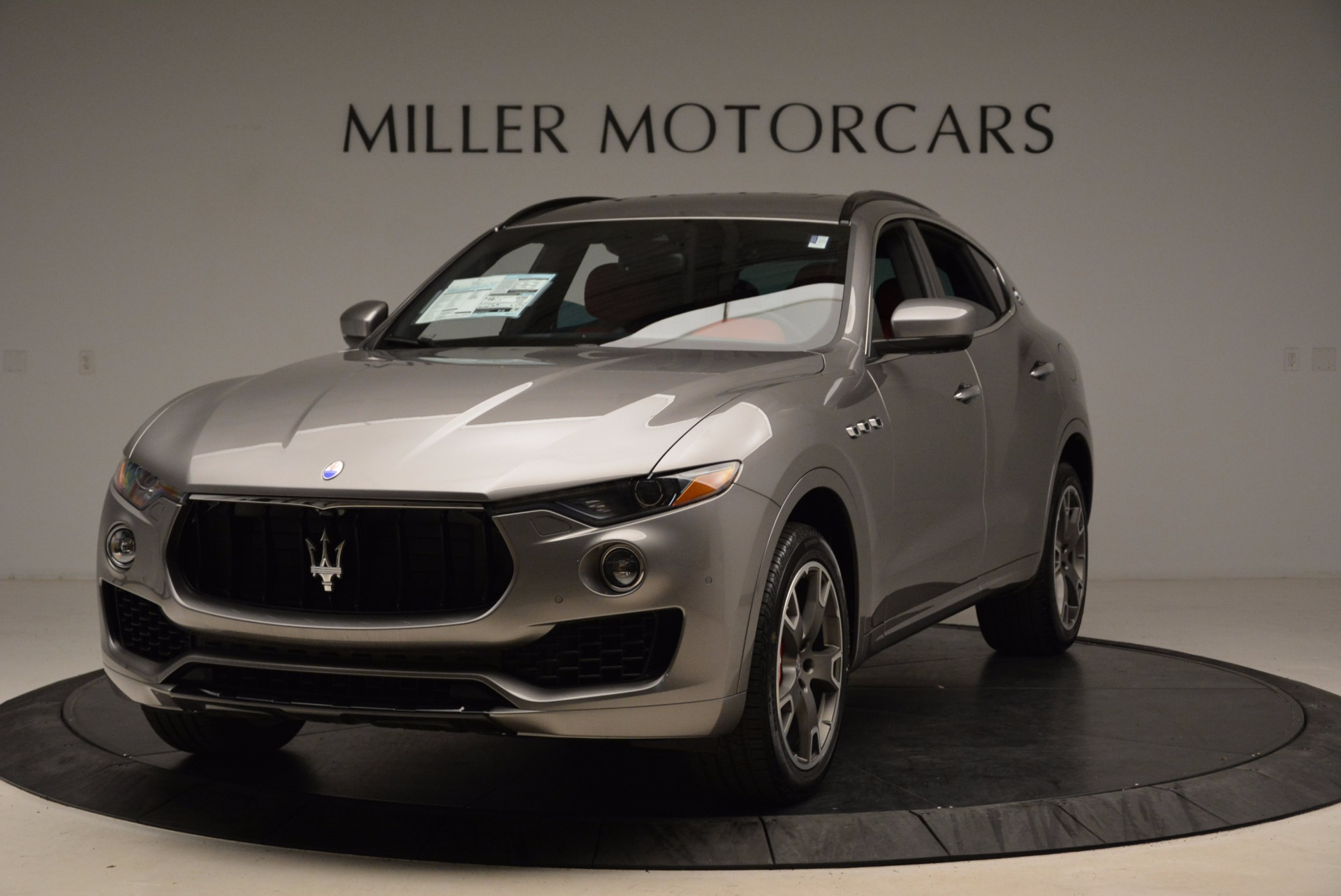 New 2017 Maserati Levante S Q4 For Sale In Greenwich, CT. Alfa Romeo of Greenwich, M1983