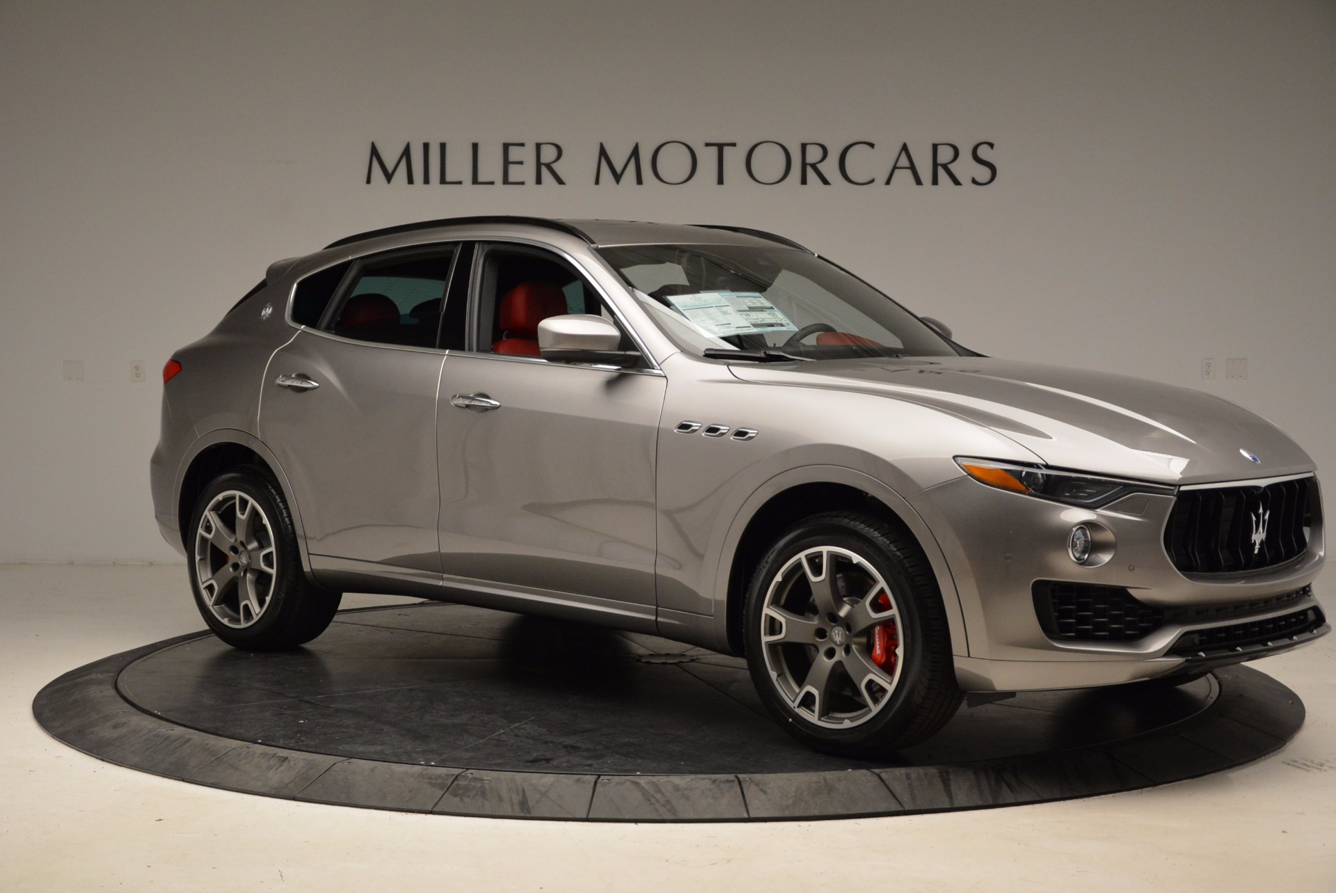 New 2017 Maserati Levante S Q4 For Sale In Greenwich, CT. Alfa Romeo of Greenwich, M1983 1832_p10
