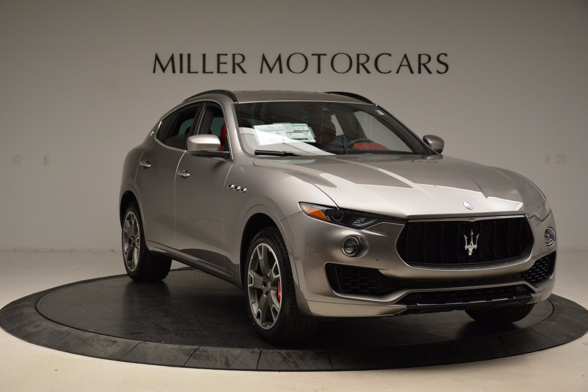 New 2017 Maserati Levante S Q4 For Sale In Greenwich, CT. Alfa Romeo of Greenwich, M1983 1832_p11