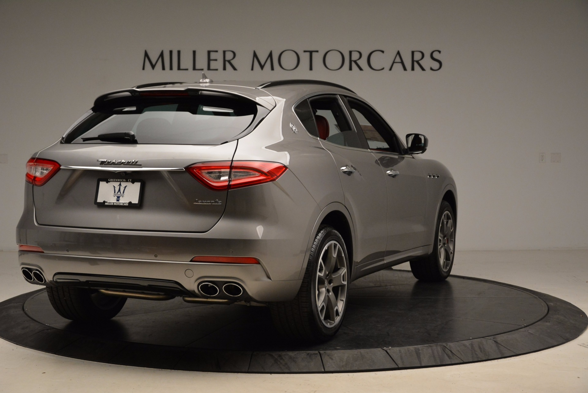 New 2017 Maserati Levante S Q4 For Sale In Greenwich, CT. Alfa Romeo of Greenwich, M1983 1832_p7