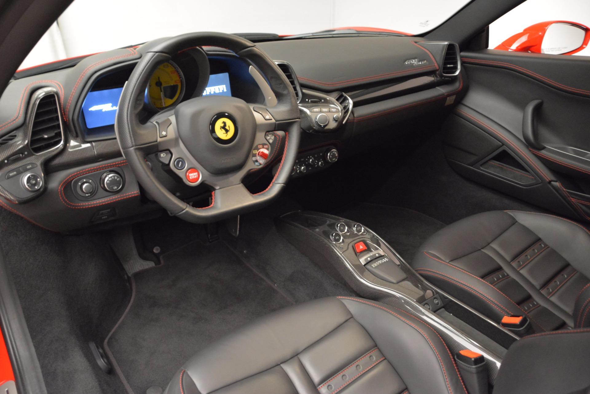 Used 2012 Ferrari 458 Italia  For Sale In Greenwich, CT. Alfa Romeo of Greenwich, 4438 1833_p13