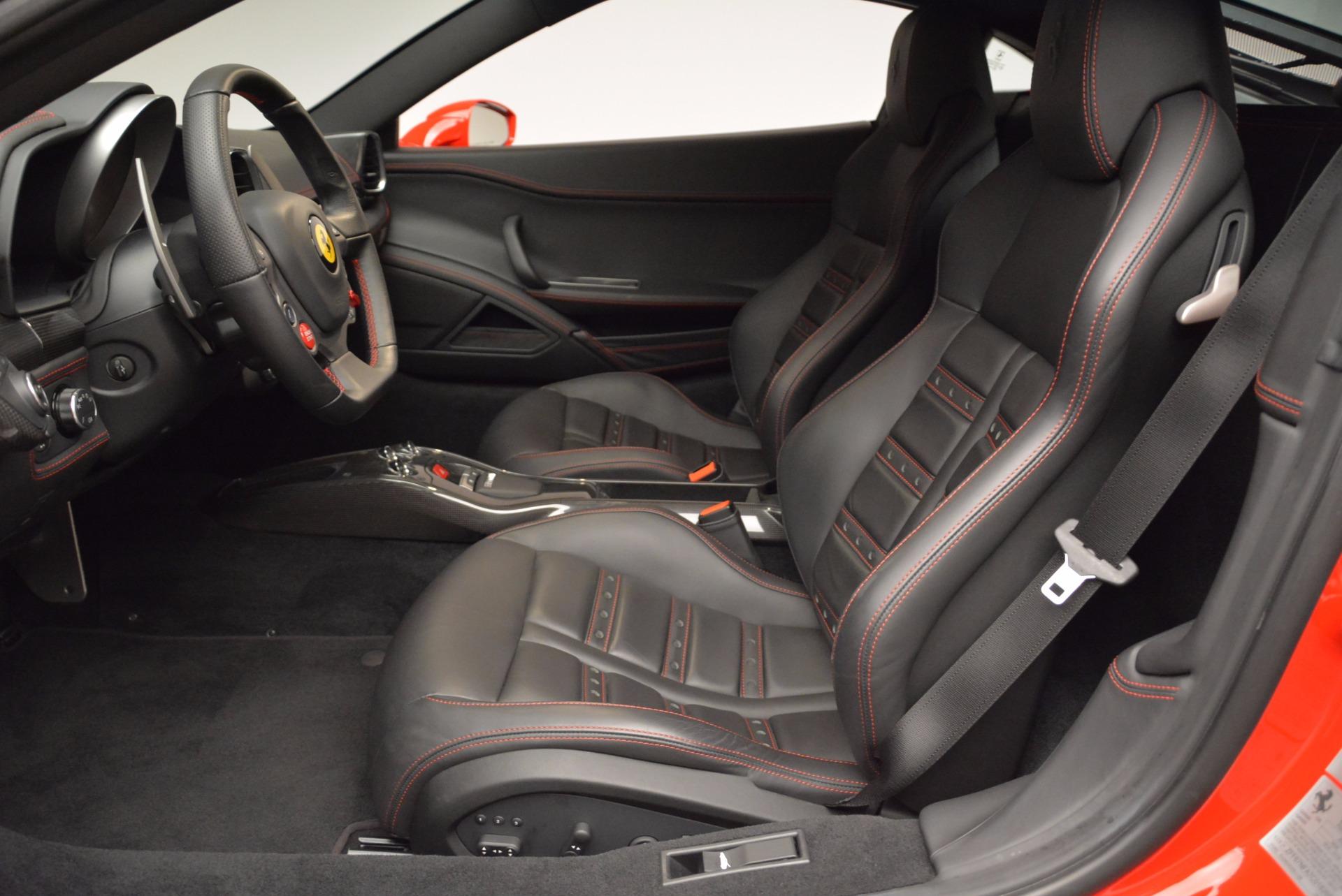 Used 2012 Ferrari 458 Italia  For Sale In Greenwich, CT. Alfa Romeo of Greenwich, 4438 1833_p14