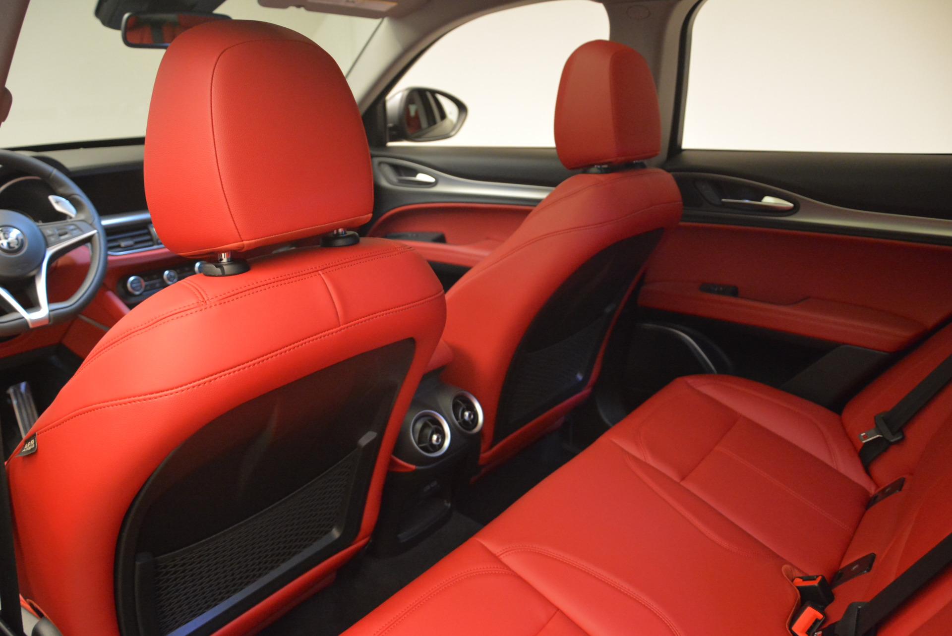 New 2018 Alfa Romeo Stelvio Sport Q4 For Sale In Greenwich, CT. Alfa Romeo of Greenwich, L316 1836_p16