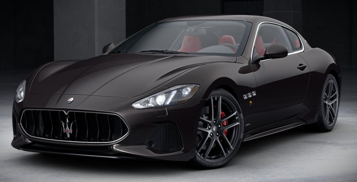 2018 Maserati Granturismo Sport Coupe Stock W536 For Sale Near