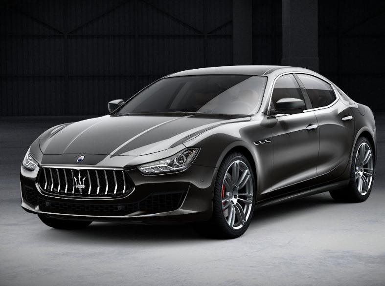 New 2018 Maserati Ghibli S Q4 For Sale In Greenwich, CT. Alfa Romeo of Greenwich, W537 1841_main