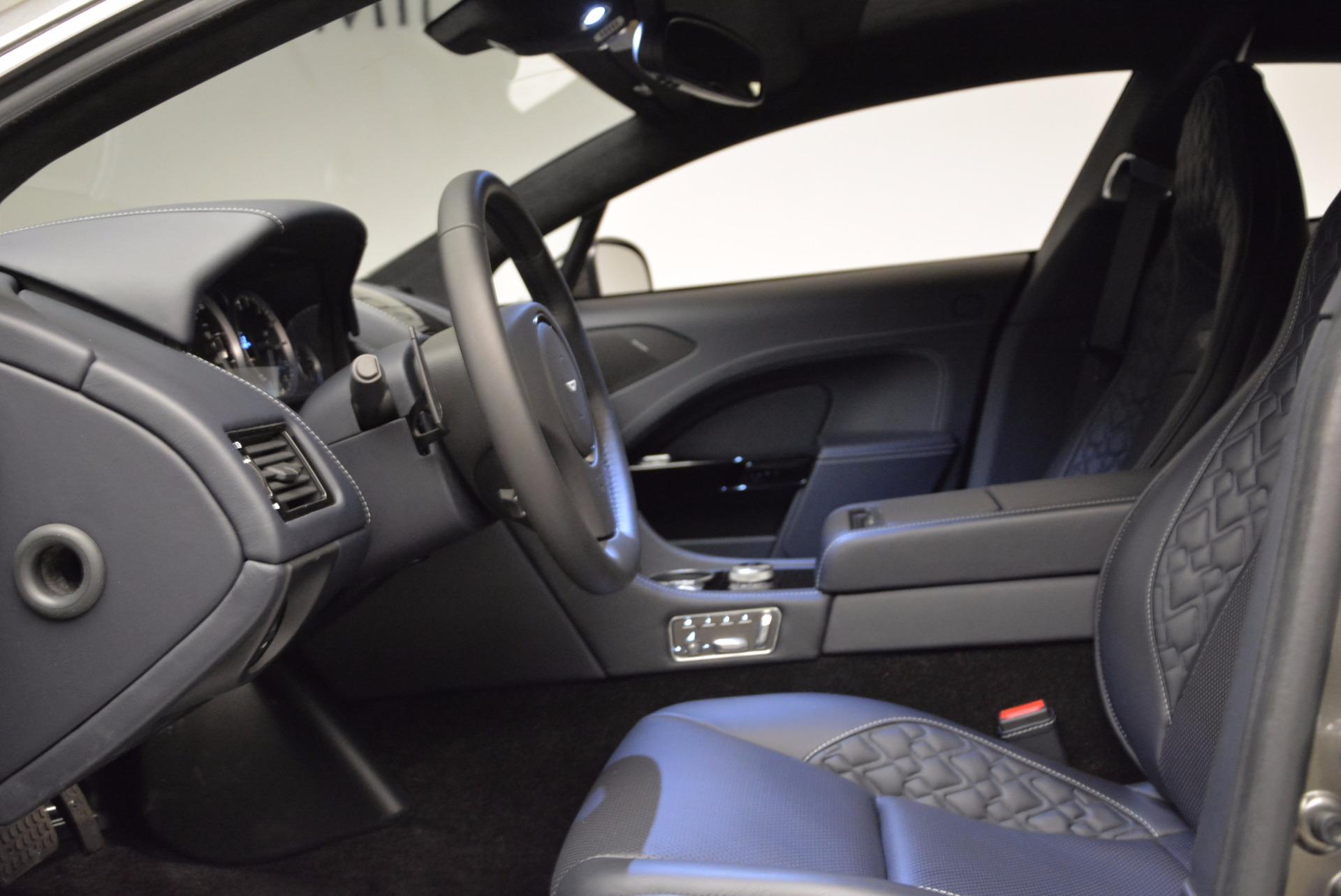 Used 2017 Aston Martin Rapide S Sedan For Sale In Greenwich, CT. Alfa Romeo of Greenwich, A1260B 1843_p13