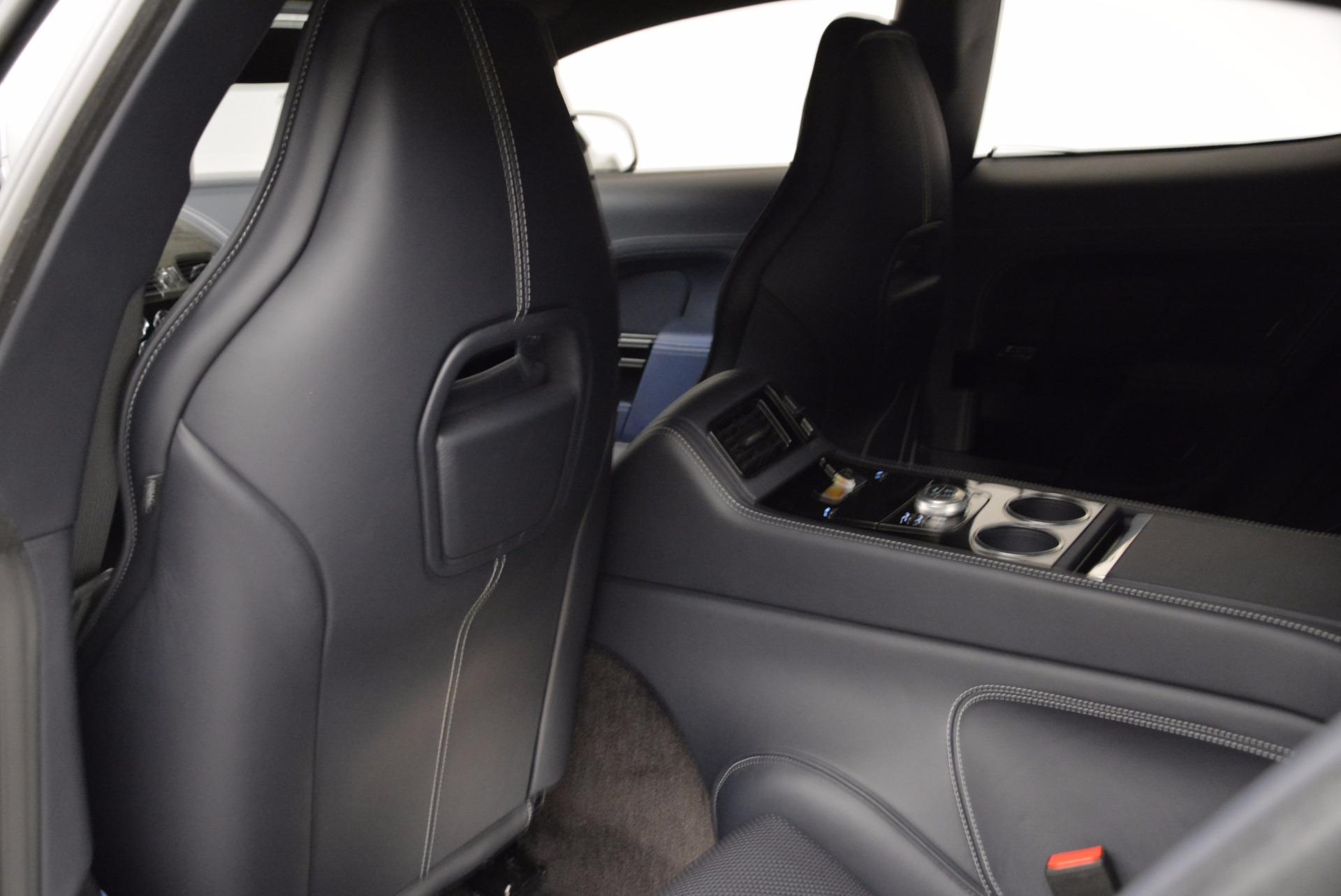 Used 2017 Aston Martin Rapide S Sedan For Sale In Greenwich, CT. Alfa Romeo of Greenwich, A1260B 1843_p18