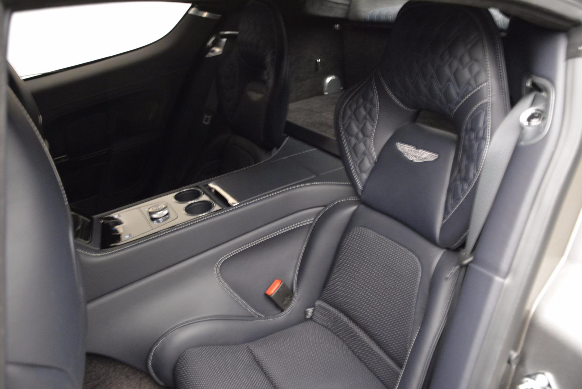 Used 2017 Aston Martin Rapide S Sedan For Sale In Greenwich, CT. Alfa Romeo of Greenwich, A1260B 1843_p19