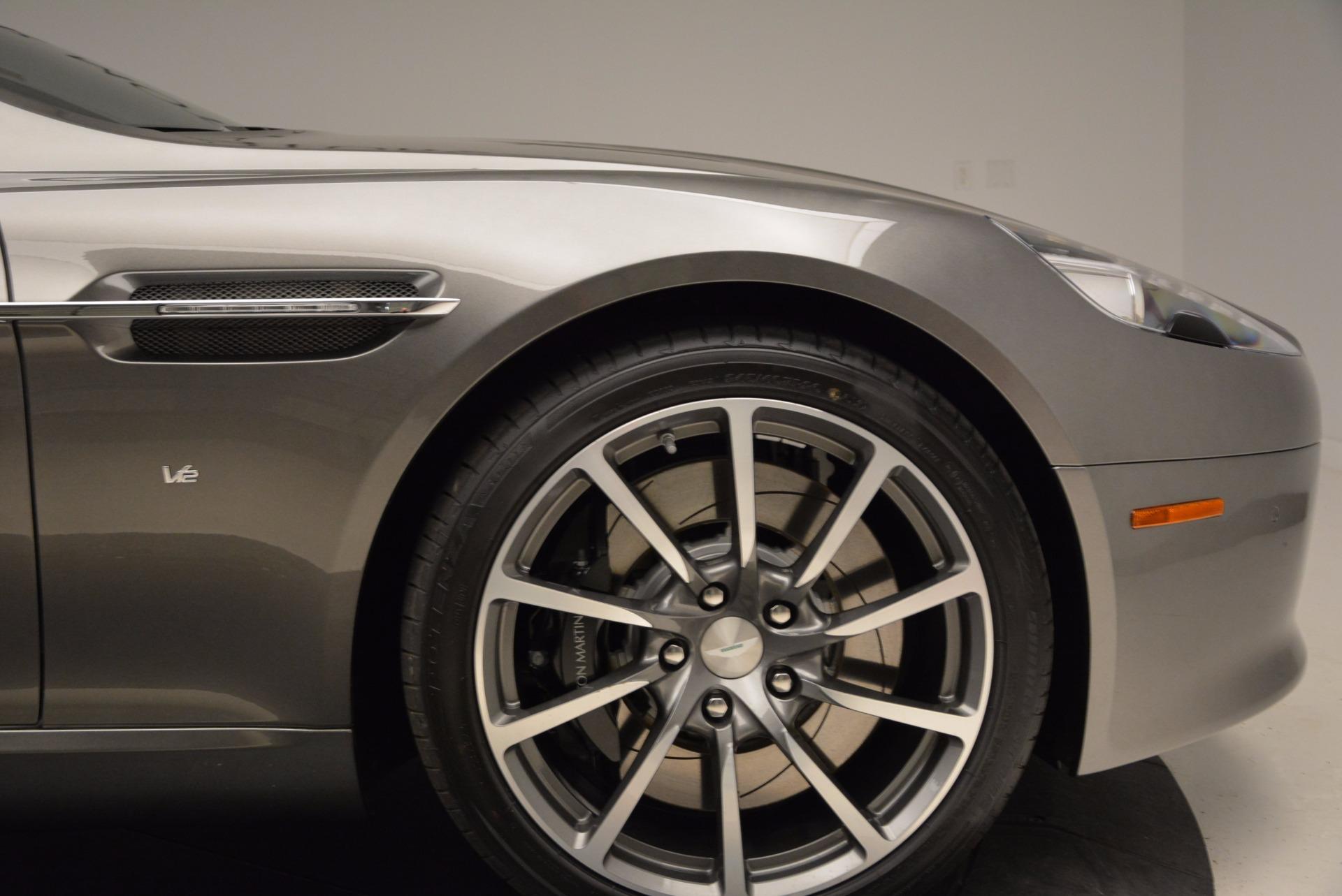 Used 2017 Aston Martin Rapide S Sedan For Sale In Greenwich, CT. Alfa Romeo of Greenwich, A1260B 1843_p22