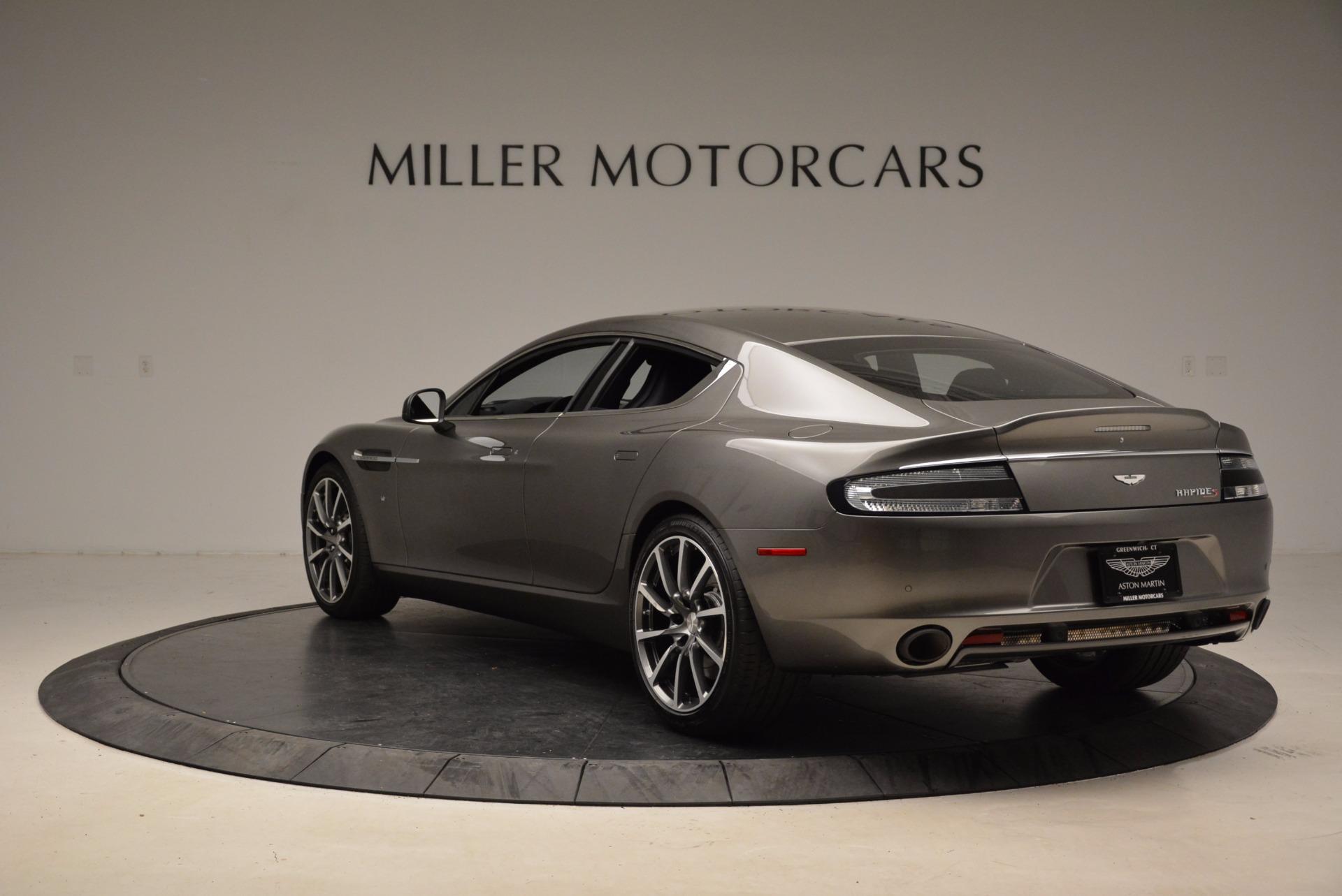 Used 2017 Aston Martin Rapide S Sedan For Sale In Greenwich, CT. Alfa Romeo of Greenwich, A1260B 1843_p5