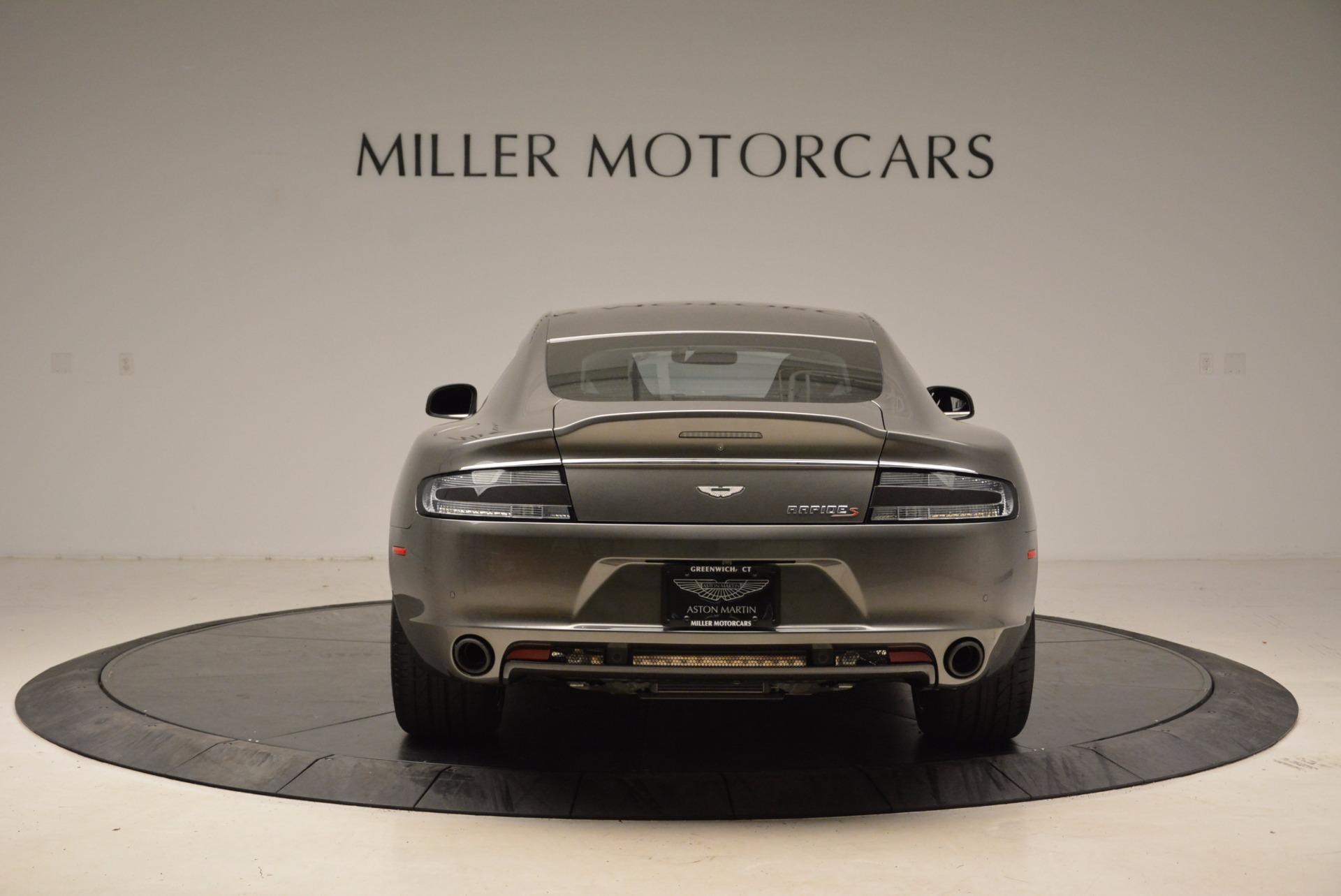 Used 2017 Aston Martin Rapide S Sedan For Sale In Greenwich, CT. Alfa Romeo of Greenwich, A1260B 1843_p6