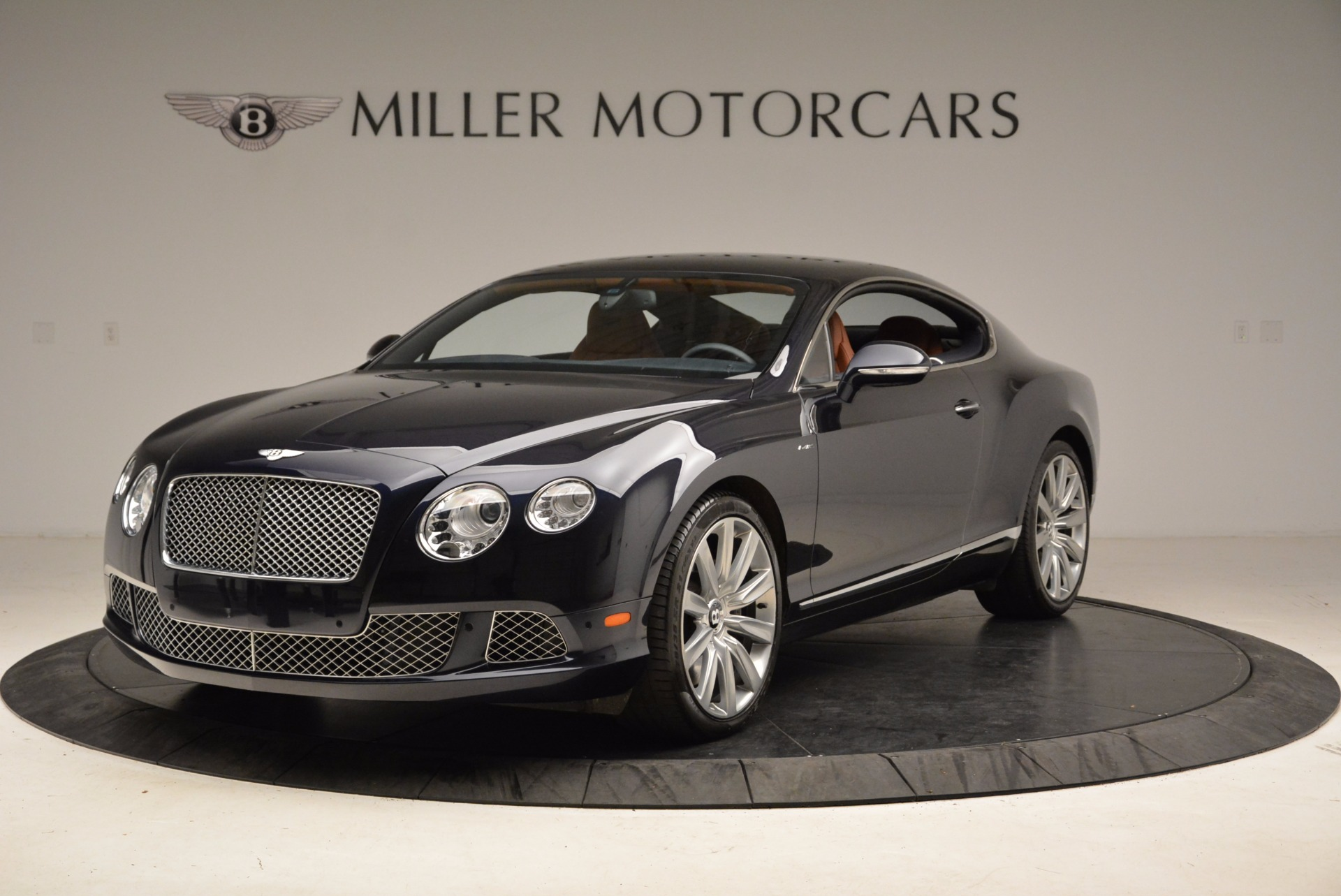 Used 2014 Bentley Continental GT W12 For Sale In Greenwich, CT. Alfa Romeo of Greenwich, 7306 1845_main