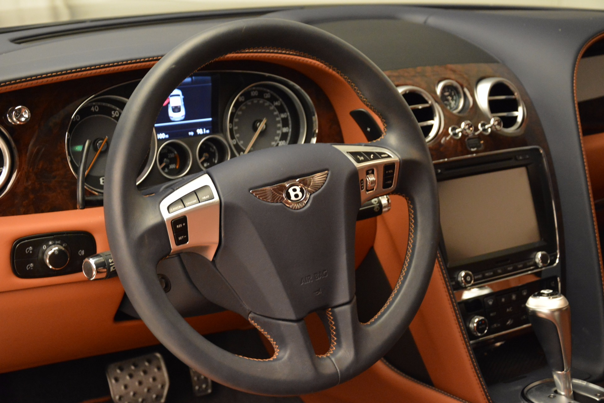Used 2014 Bentley Continental GT W12 For Sale In Greenwich, CT. Alfa Romeo of Greenwich, 7306 1845_p25