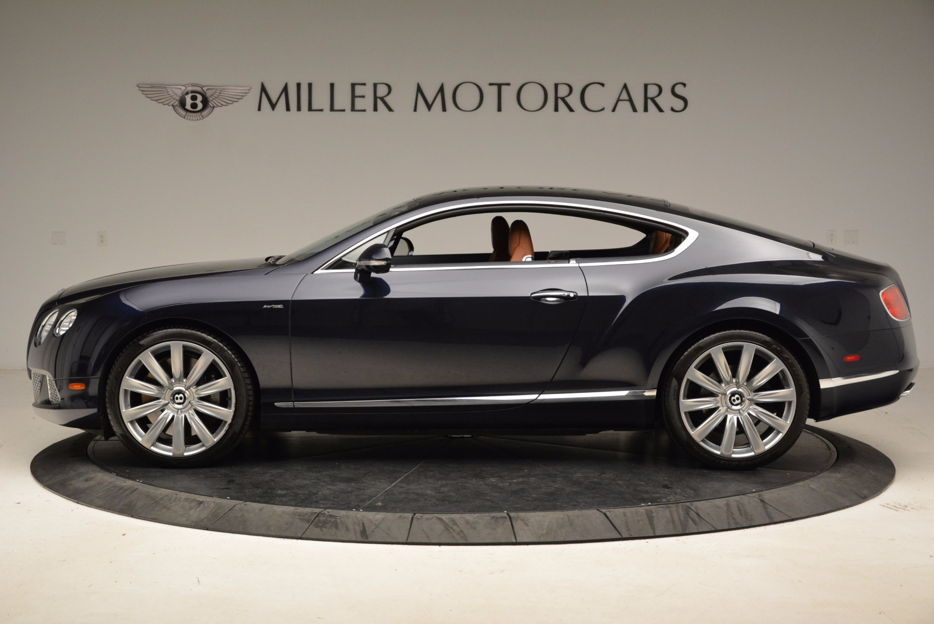 Used 2014 Bentley Continental GT W12 For Sale In Greenwich, CT. Alfa Romeo of Greenwich, 7306 1845_p3