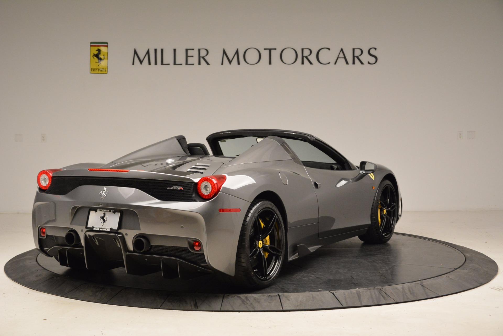 Used 2015 Ferrari 458 Speciale Aperta  For Sale In Greenwich, CT. Alfa Romeo of Greenwich, 4439 1847_p7