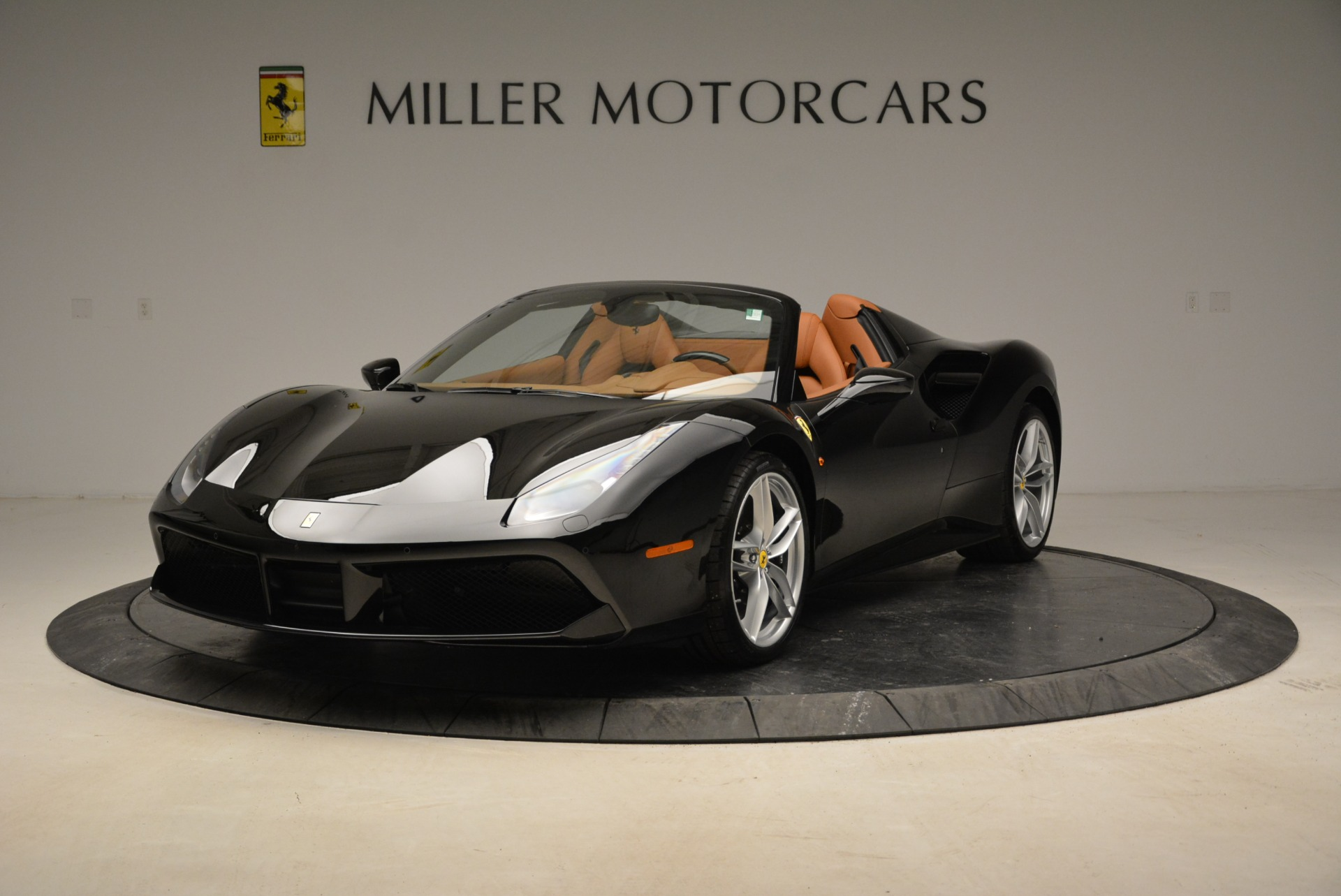 Used 2017 Ferrari 488 Spider  For Sale In Greenwich, CT. Alfa Romeo of Greenwich, 4444 1853_main