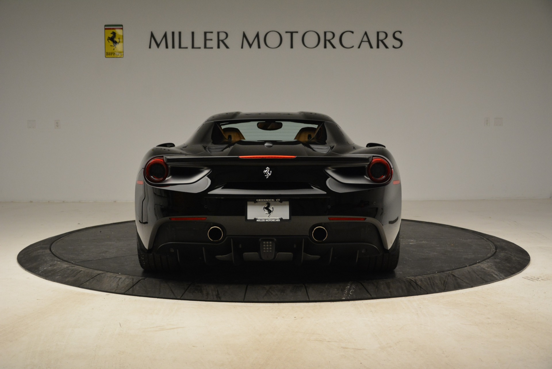 Used 2017 Ferrari 488 Spider  For Sale In Greenwich, CT. Alfa Romeo of Greenwich, 4444 1853_p29
