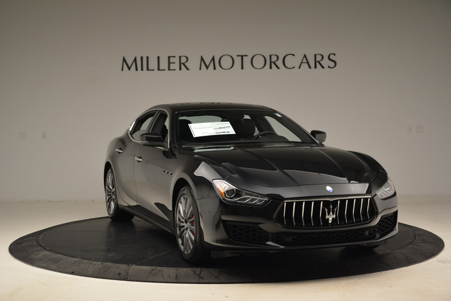 New 2018 Maserati Ghibli S Q4 For Sale In Greenwich, CT. Alfa Romeo of Greenwich, M1922 1856_p10