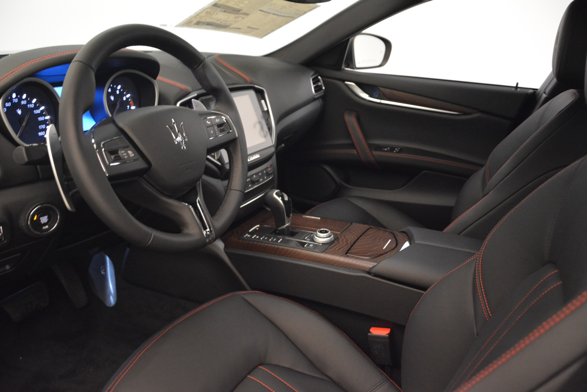 New 2018 Maserati Ghibli S Q4 For Sale In Greenwich, CT. Alfa Romeo of Greenwich, M1922 1856_p12