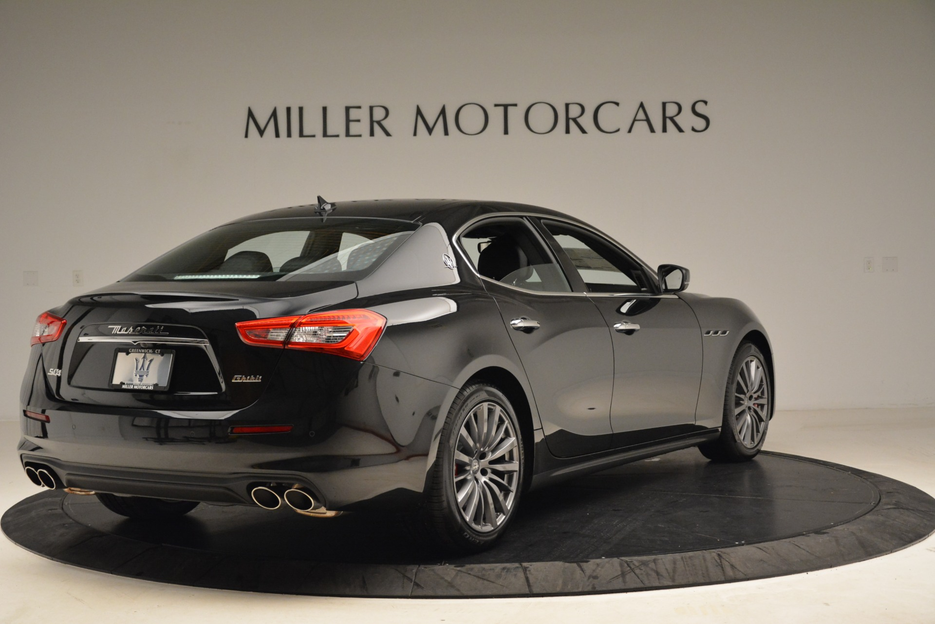 New 2018 Maserati Ghibli S Q4 For Sale In Greenwich, CT. Alfa Romeo of Greenwich, M1922 1856_p6