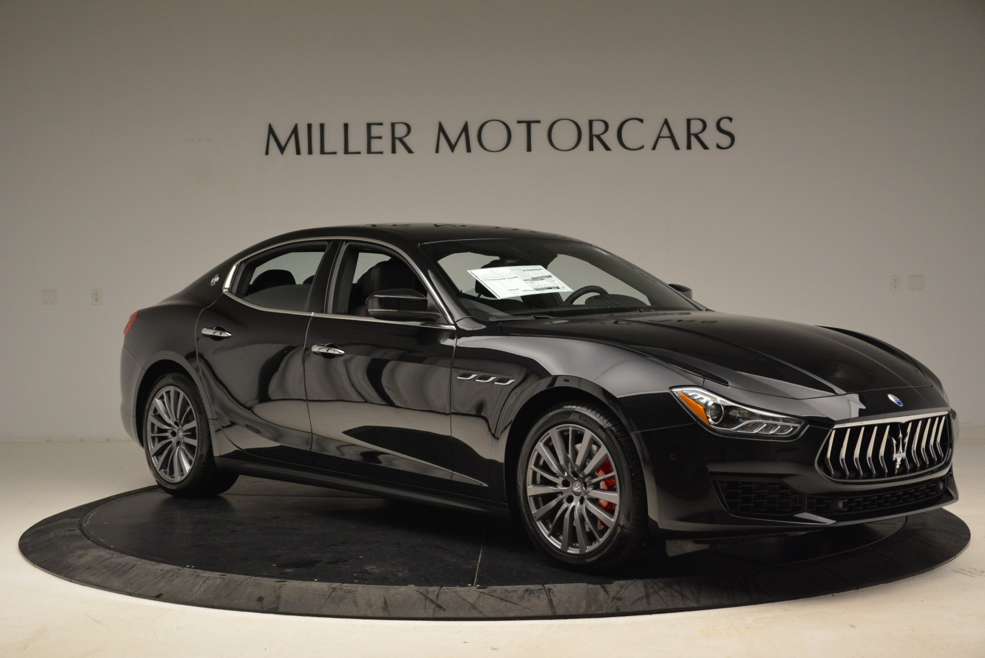 New 2018 Maserati Ghibli S Q4 For Sale In Greenwich, CT. Alfa Romeo of Greenwich, M1922 1856_p9