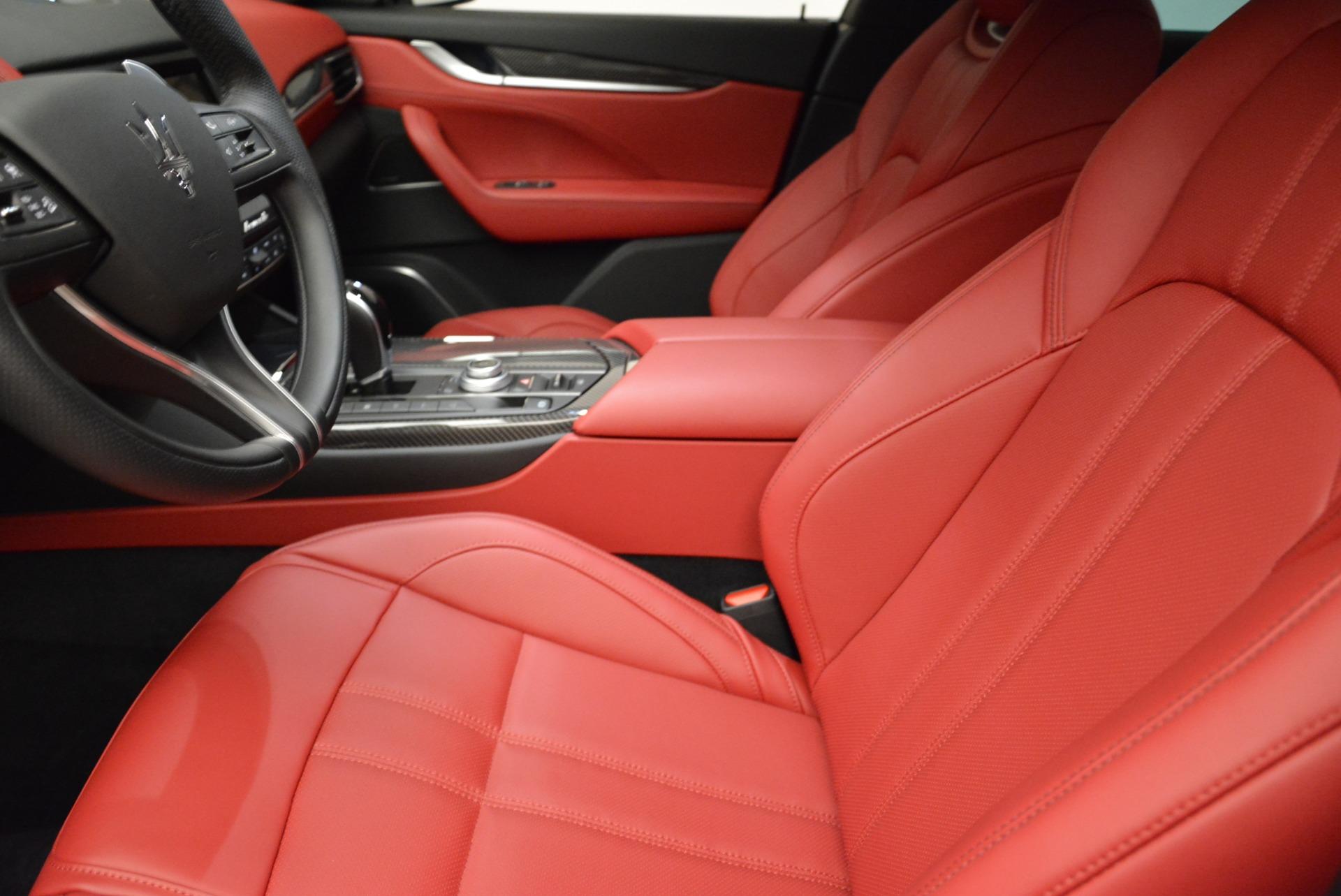 New 2018 Maserati Levante S Q4 GranSport For Sale In Greenwich, CT. Alfa Romeo of Greenwich, M1994 1857_p20