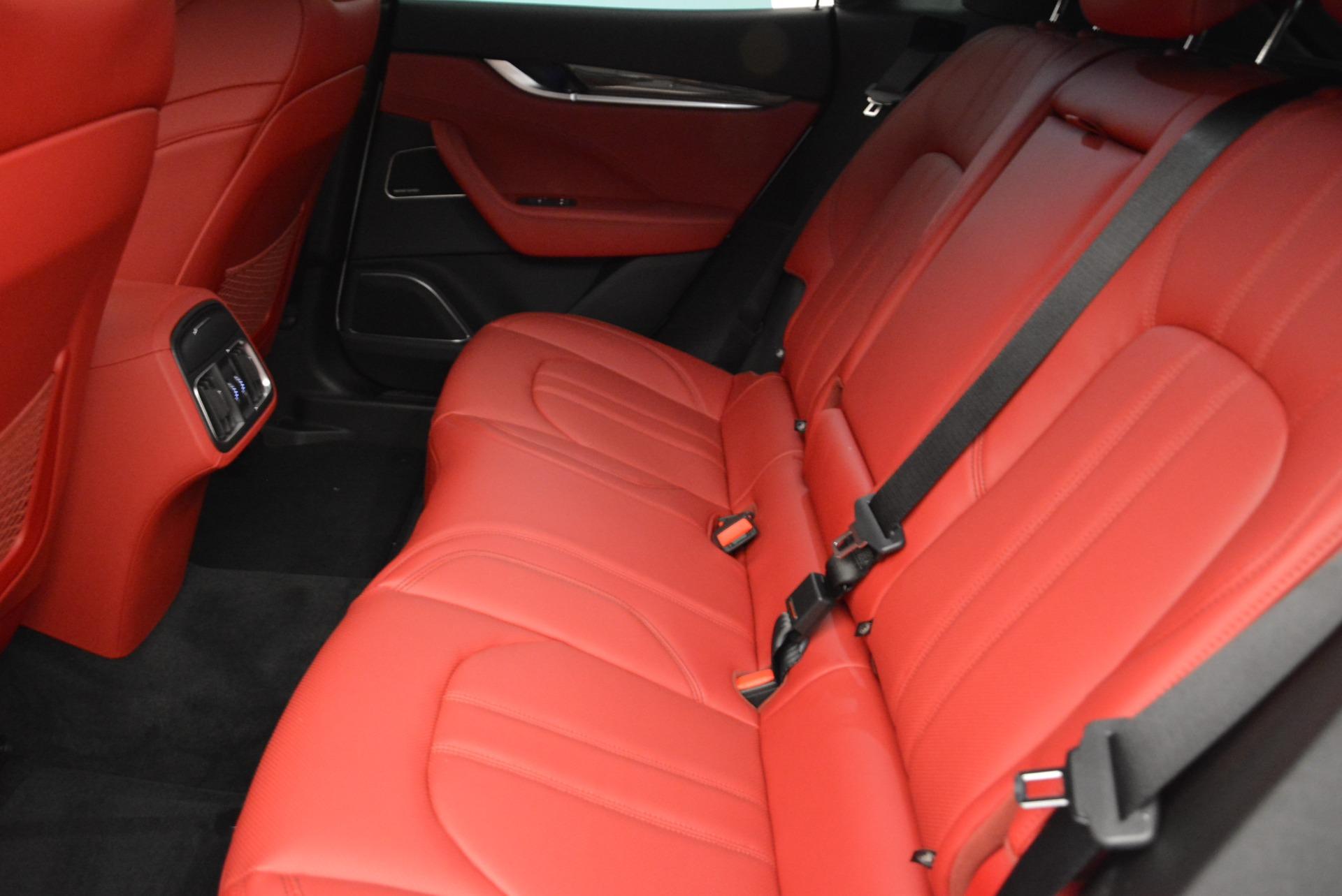 New 2018 Maserati Levante S Q4 GranSport For Sale In Greenwich, CT. Alfa Romeo of Greenwich, M1994 1857_p23