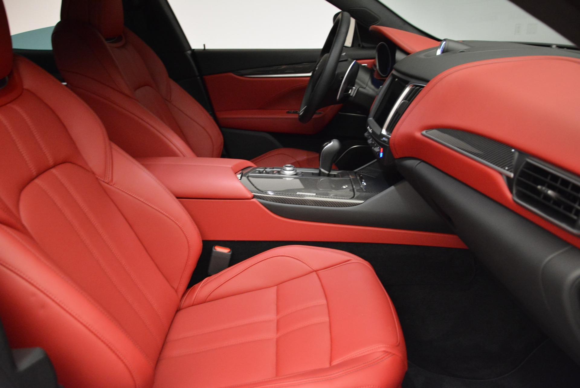 New 2018 Maserati Levante S Q4 GranSport For Sale In Greenwich, CT. Alfa Romeo of Greenwich, M1994 1857_p26