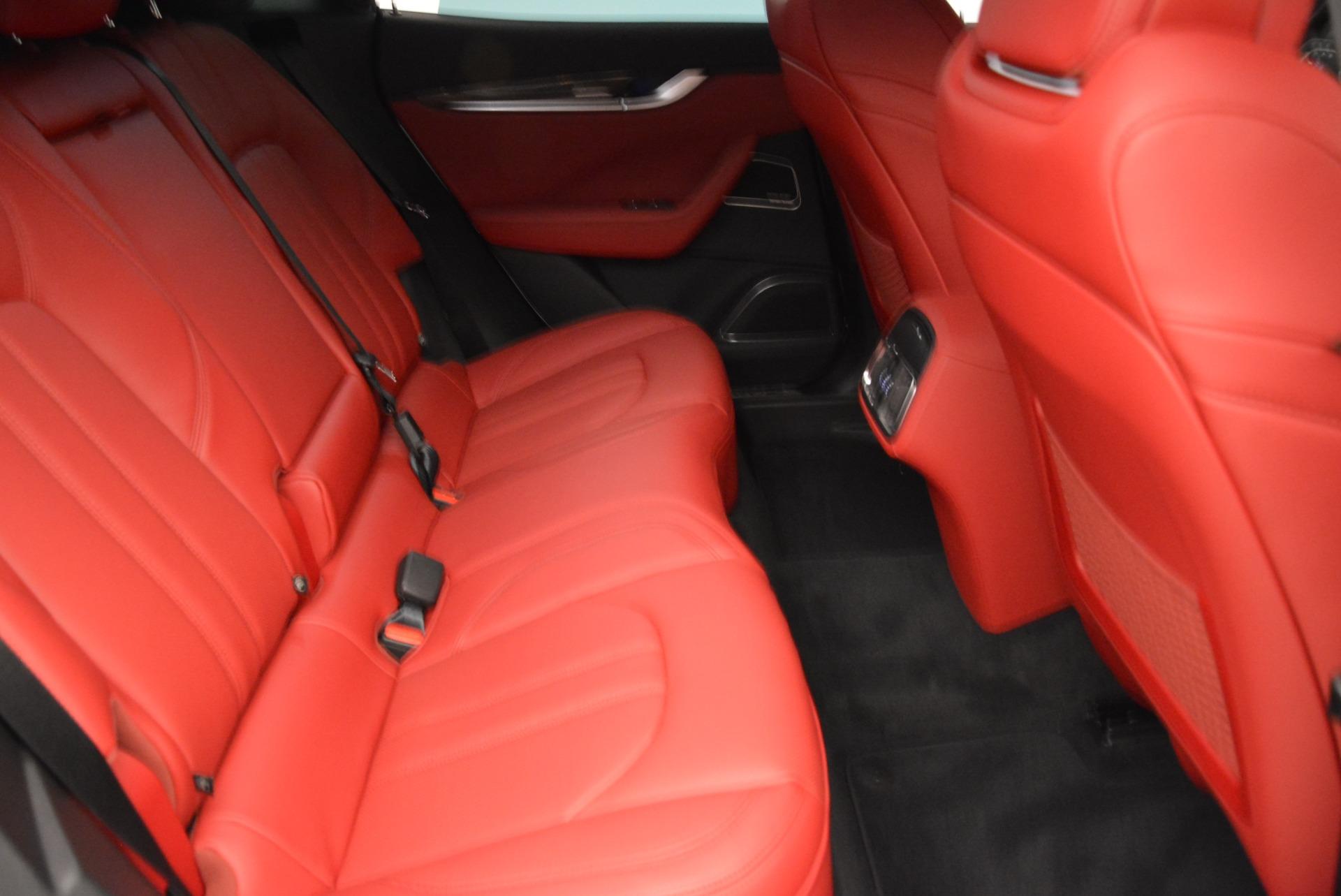 New 2018 Maserati Levante S Q4 GranSport For Sale In Greenwich, CT. Alfa Romeo of Greenwich, M1994 1857_p29