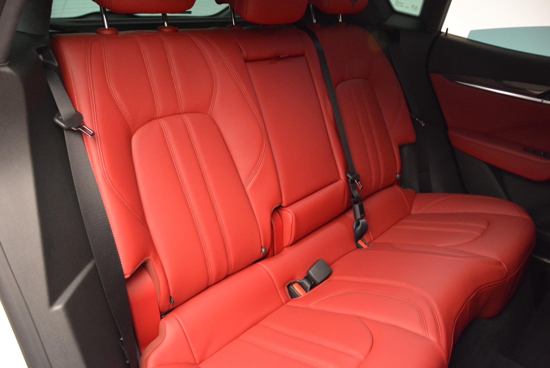 New 2018 Maserati Levante S Q4 GranSport For Sale In Greenwich, CT. Alfa Romeo of Greenwich, M1994 1857_p30