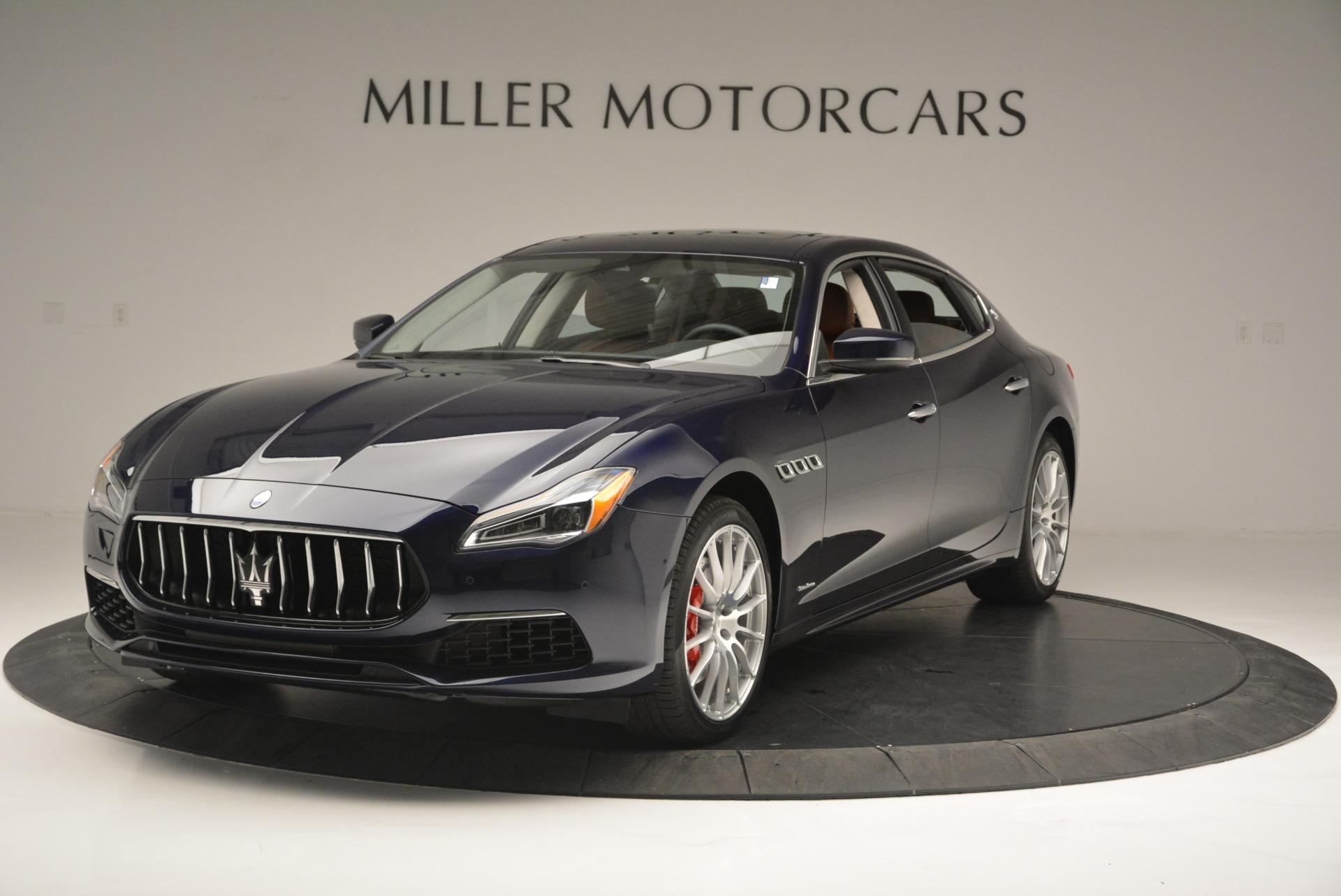 New 2018 Maserati Quattroporte S Q4 GranLusso For Sale In Greenwich, CT. Alfa Romeo of Greenwich, M1992 1859_main